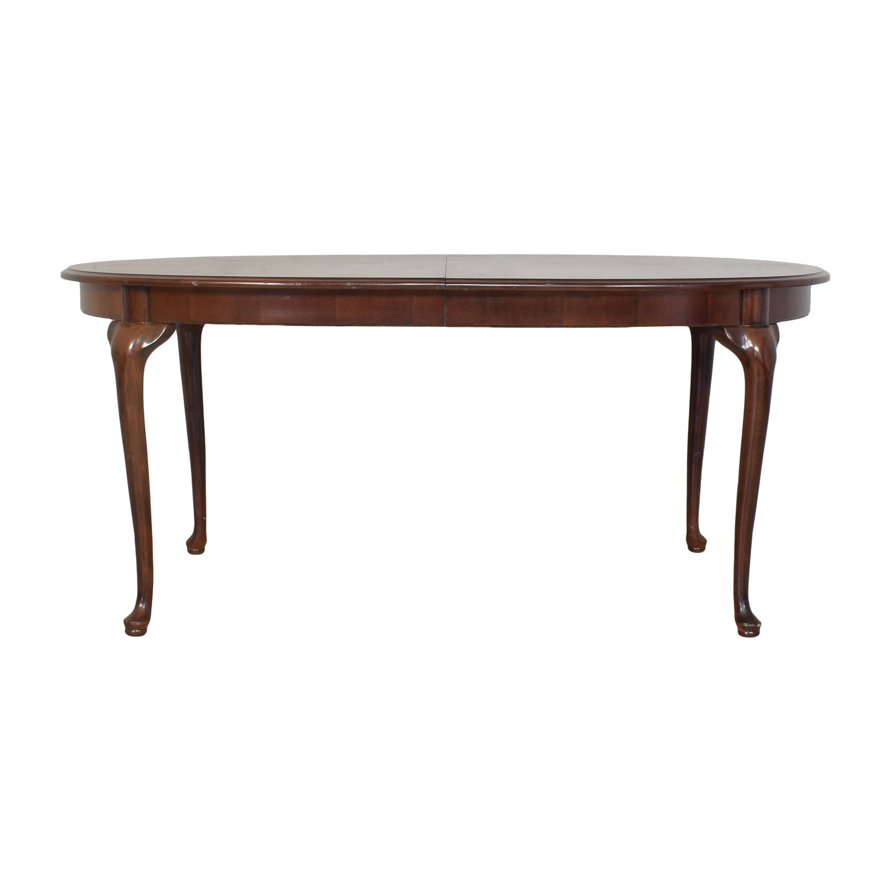 shop Thomasville Oval Extendable Dining Table Thomasville Dinner Tables