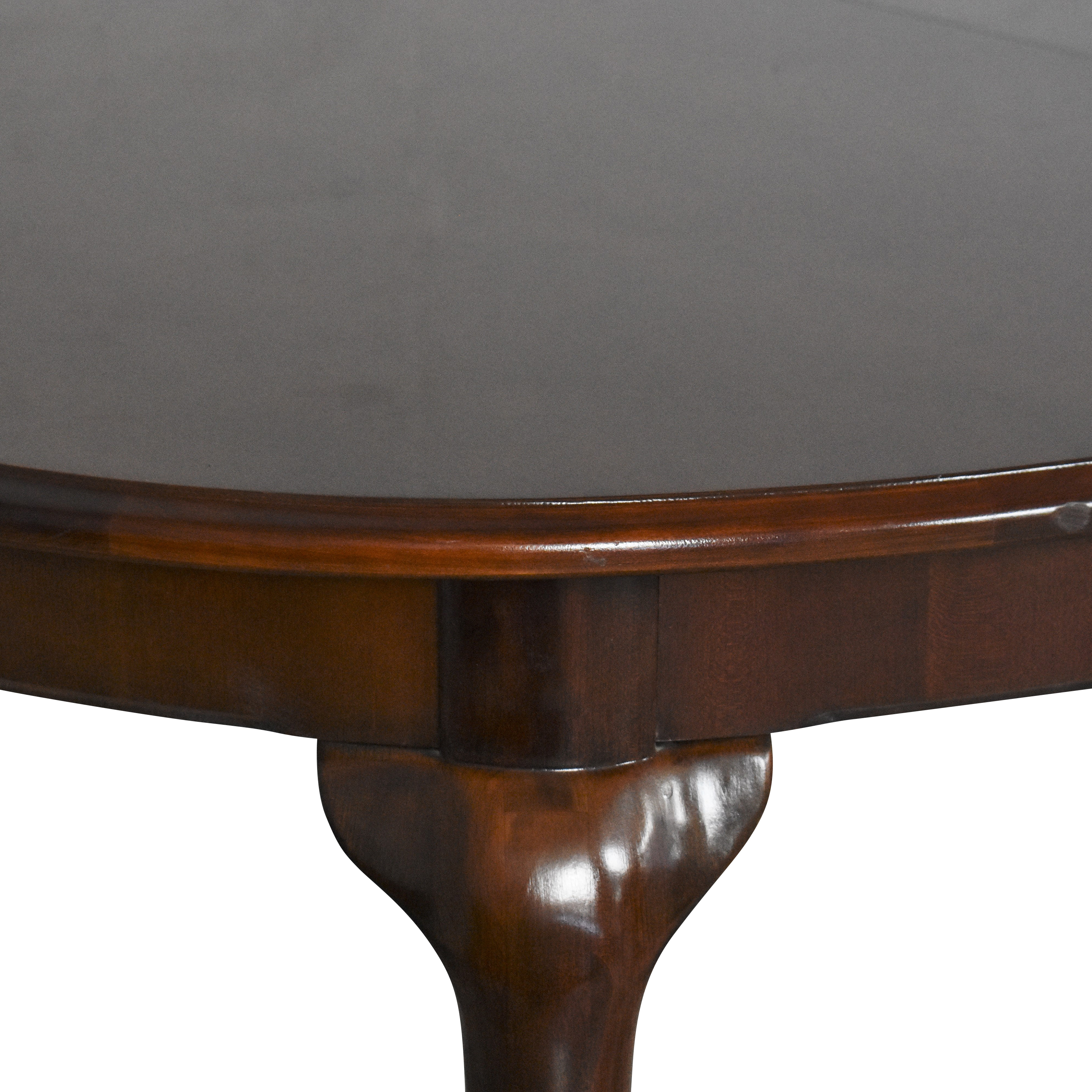 buy Thomasville Oval Extendable Dining Table Thomasville Dinner Tables