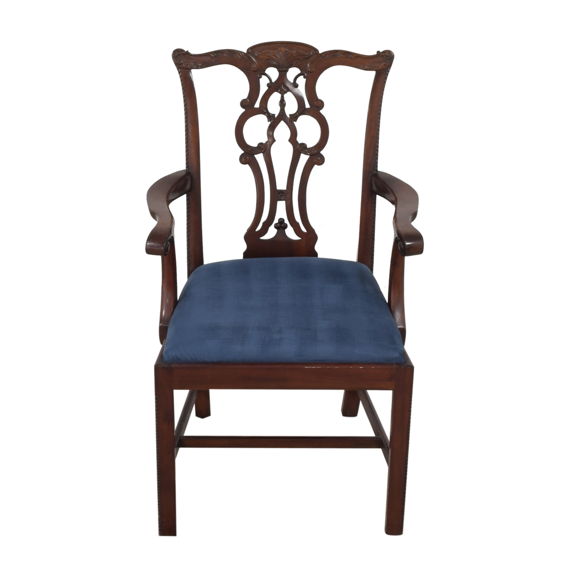 Maitland-Smith Maitland-Smith Chippendale Dining Arm Chair Chairs