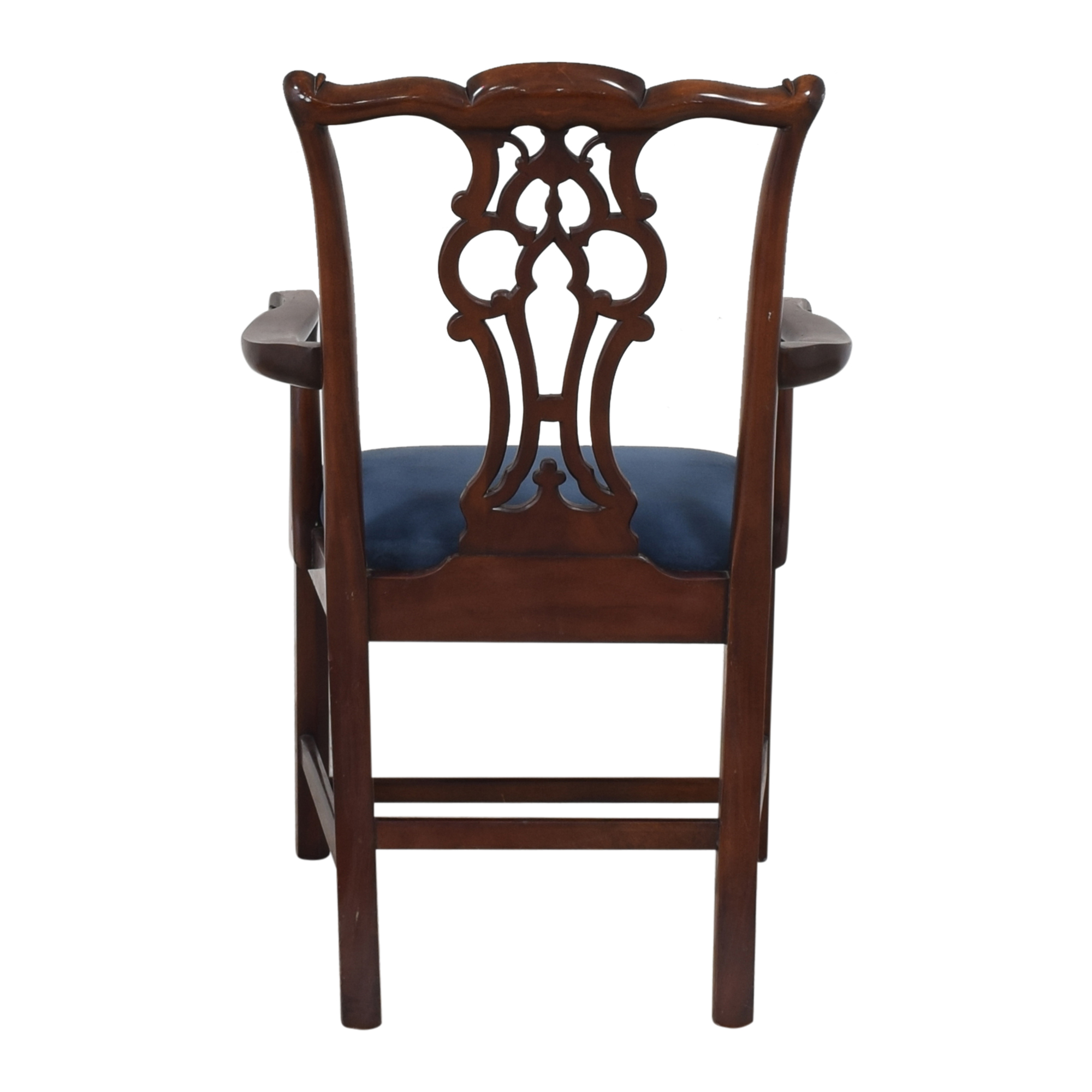 Maitland-Smith Maitland-Smith Chippendale Dining Arm Chair pa