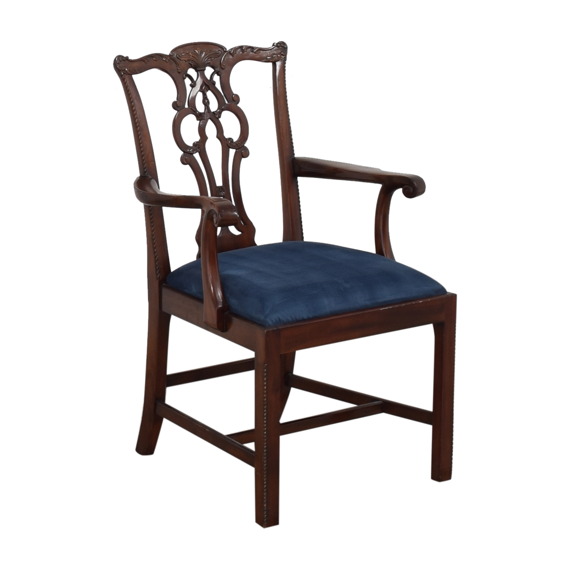 Maitland-Smith Maitland-Smith Chippendale Dining Arm Chair Dining Chairs