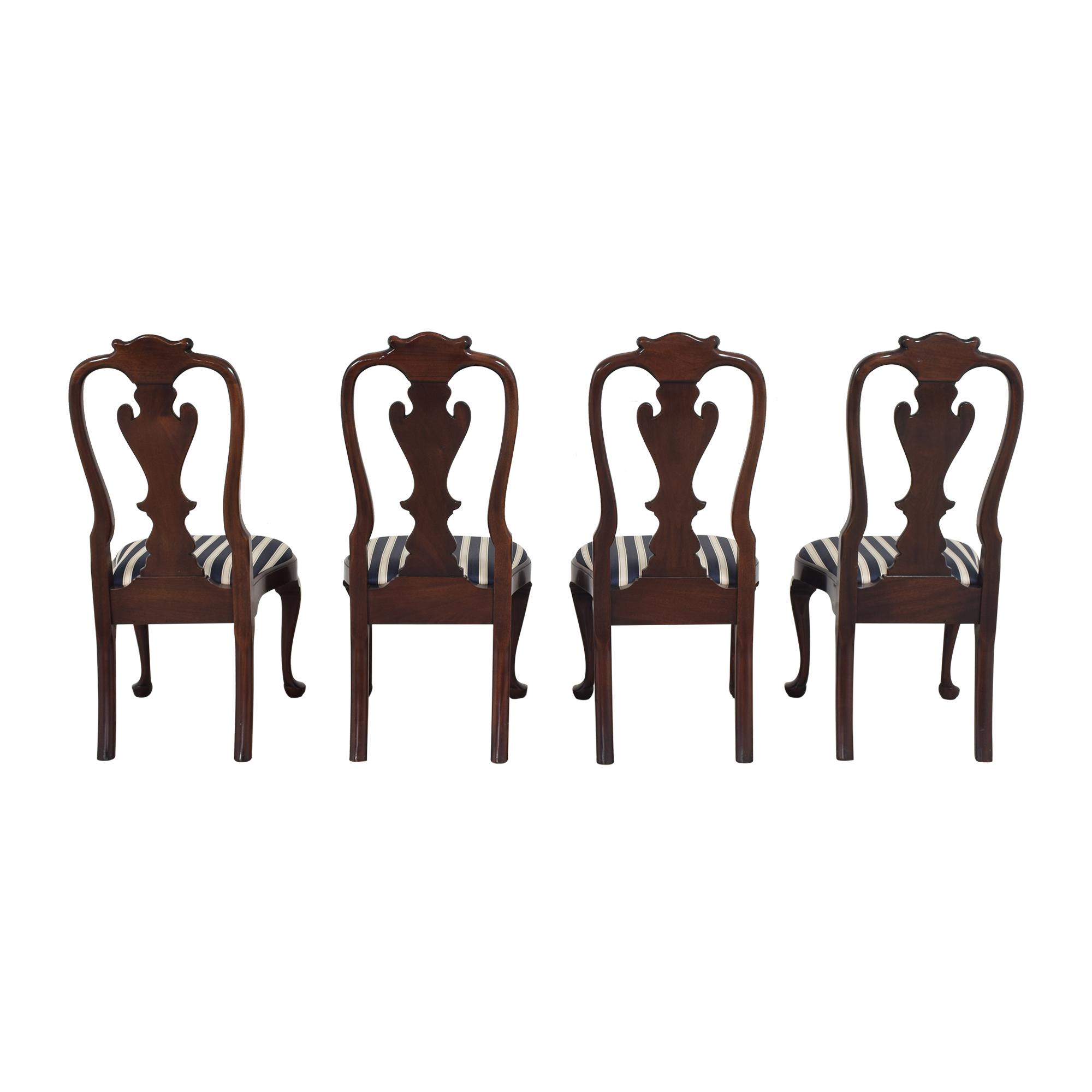 Stickley Furniture Stickley Furniture Queen Anne-Style Dining Chairs Dining Chairs