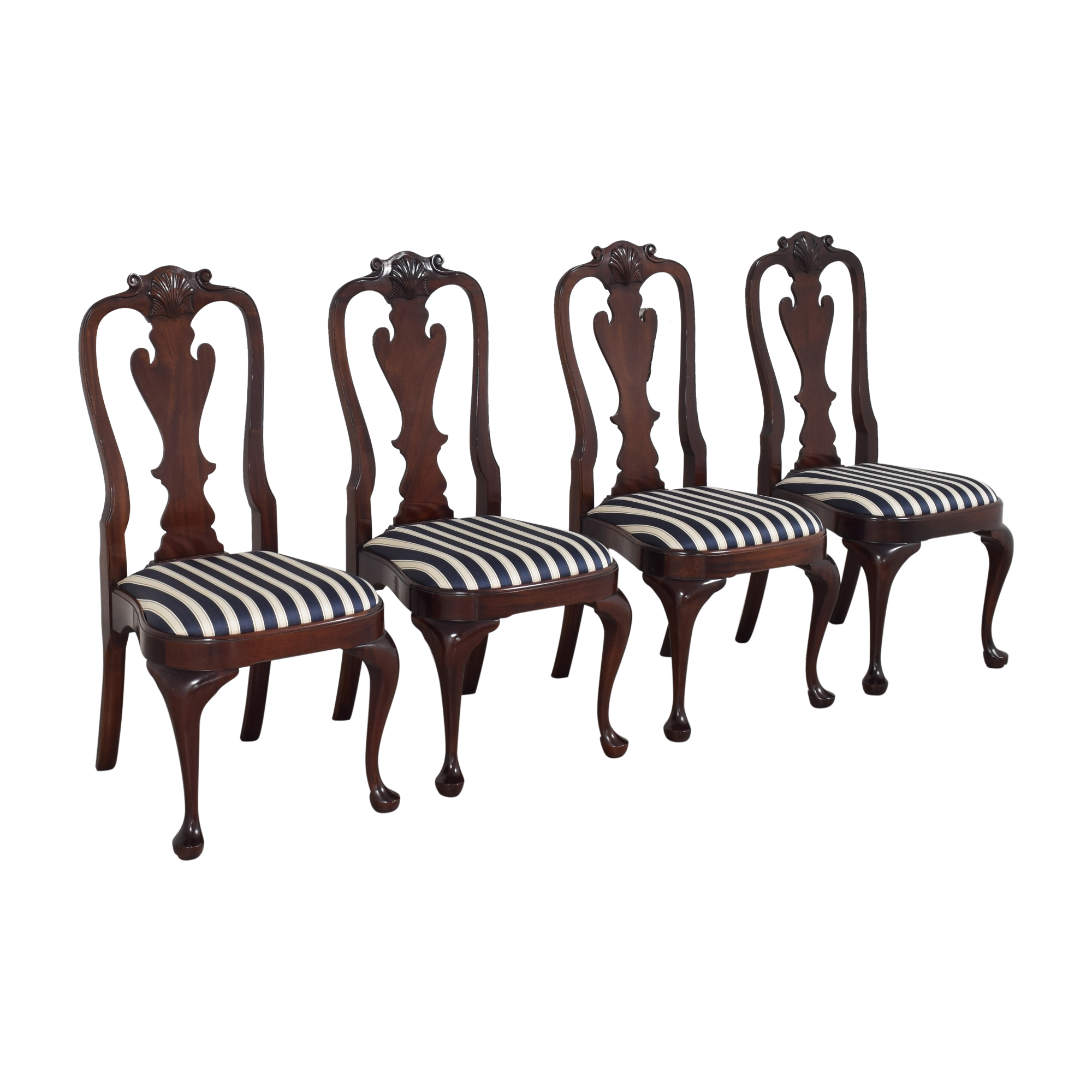 buy Stickley Furniture Stickley Furniture Queen Anne-Style Dining Chairs online