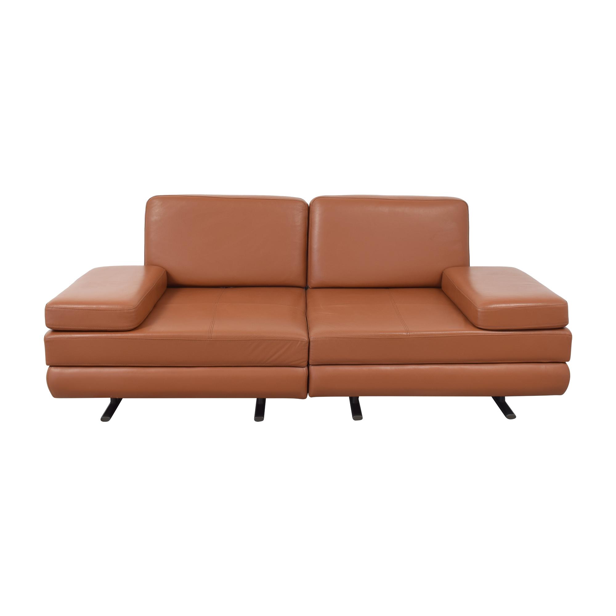 shop Lazzoni Mony Convertible Sofa Lazzoni Classic Sofas
