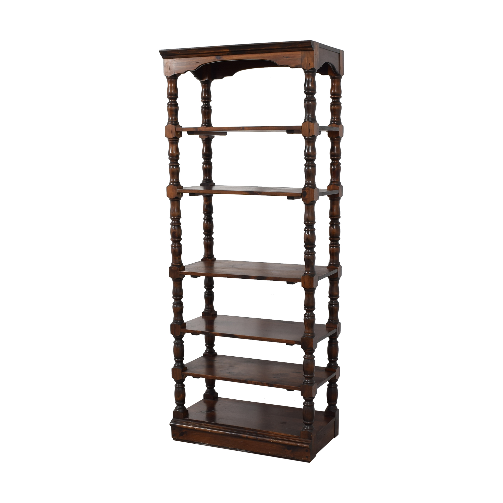 Vintage Tall Bookcase for sale