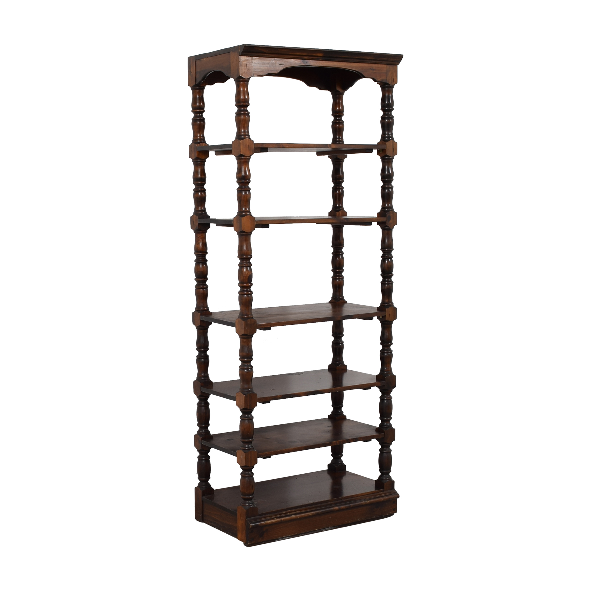 shop Vintage Tall Bookcase