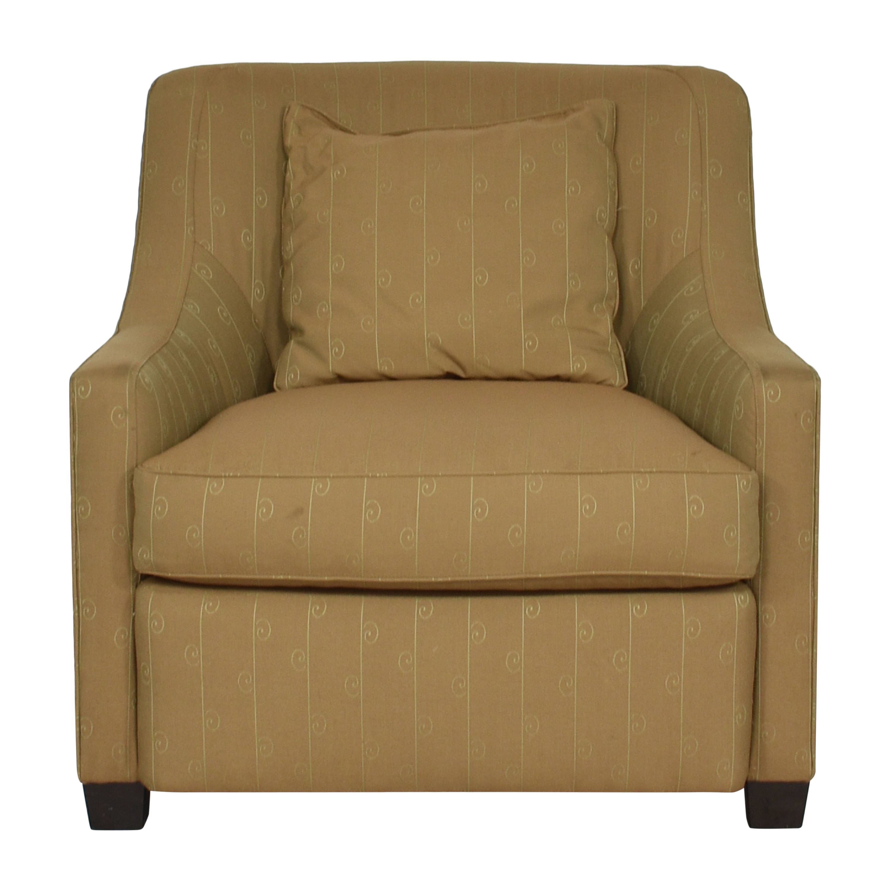Baker Furniture Baker Furniture Accent Chair ct