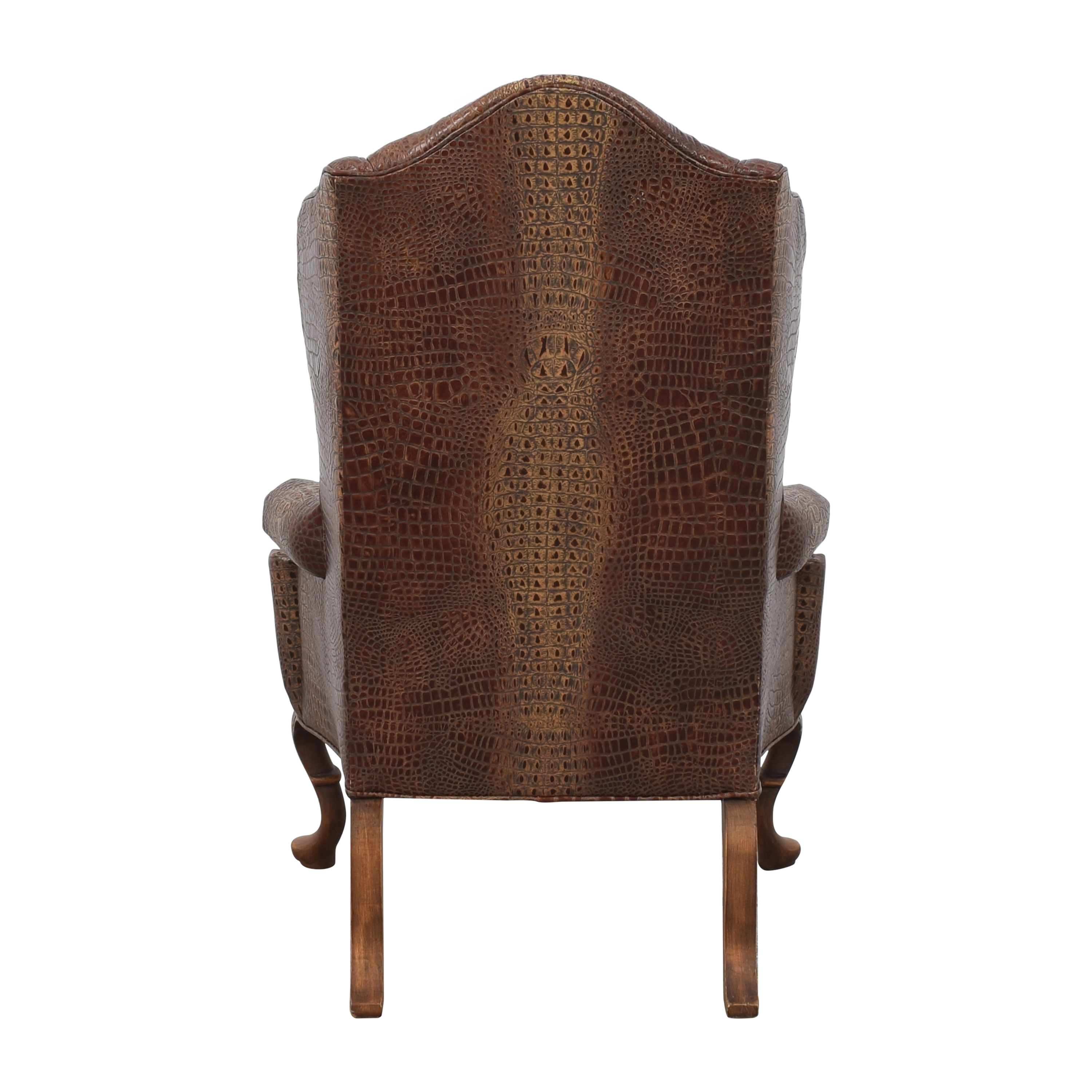Old Hickory Tannery Old Hickory Tannery Wing Chair for sale