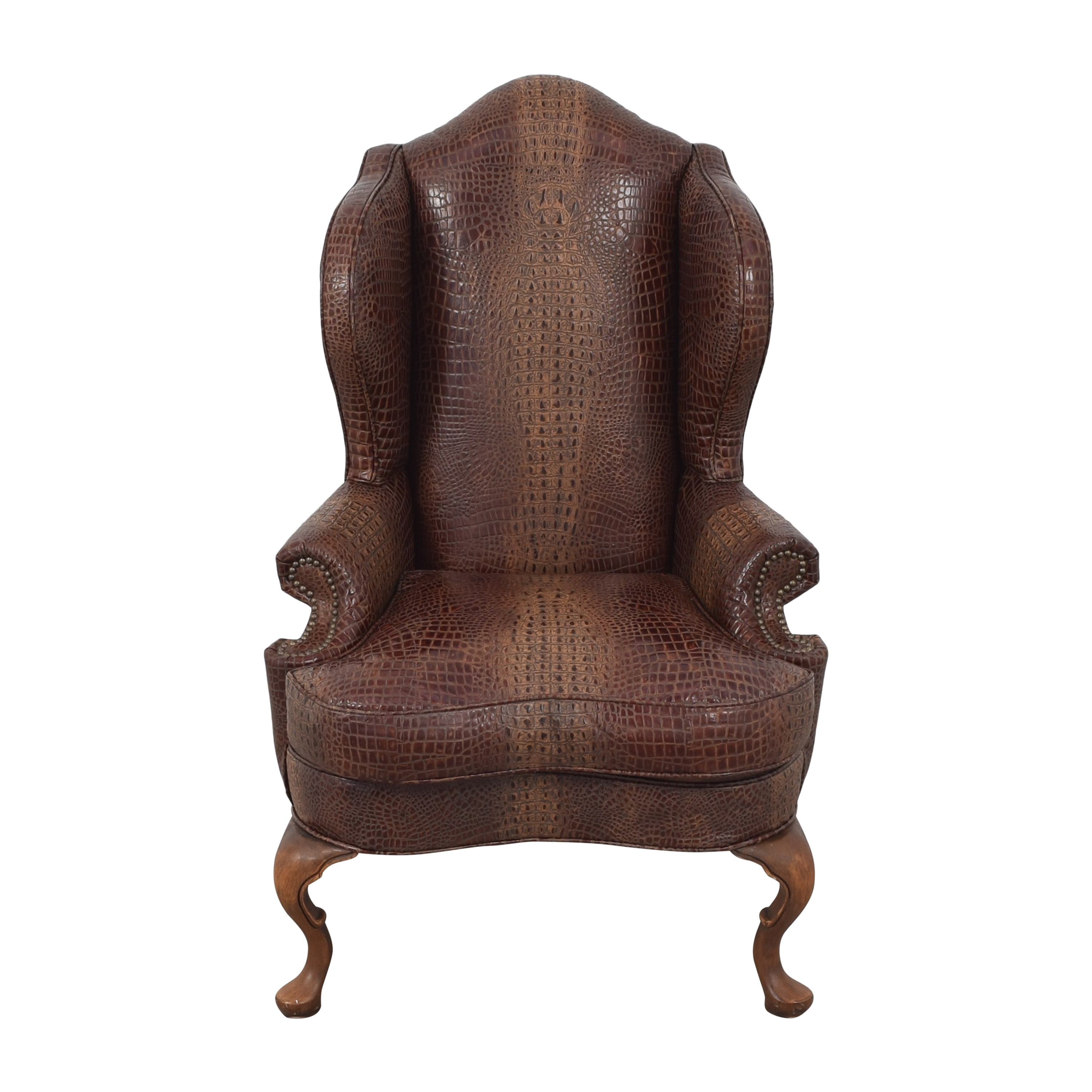 Old Hickory Tannery Old Hickory Tannery Wing Chair ct