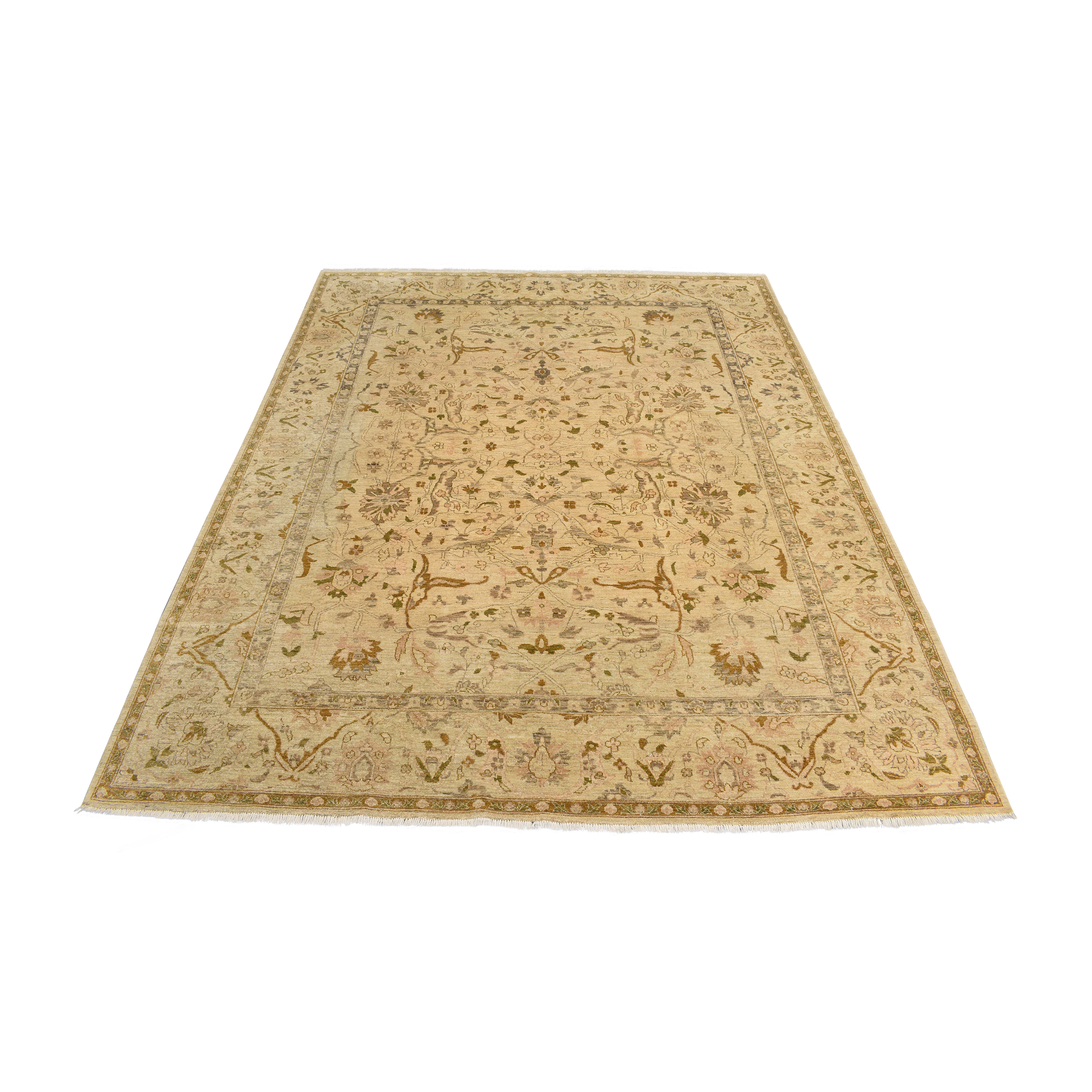 Patterned Area Rug Rugs