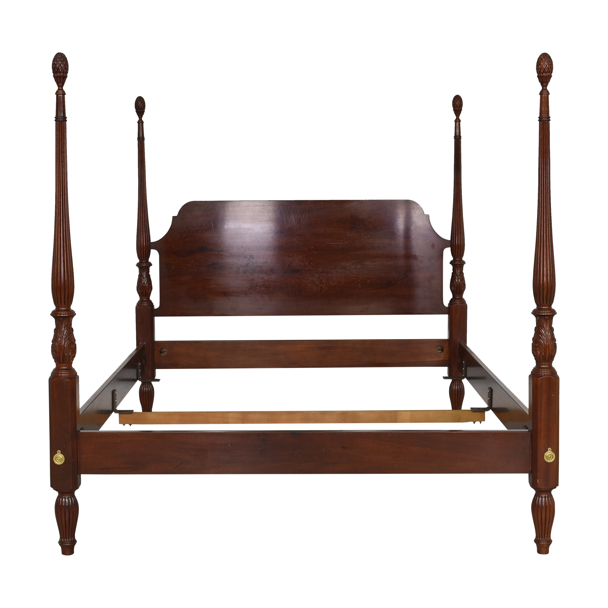 Councill Councill Four Poster Queen Bed on sale