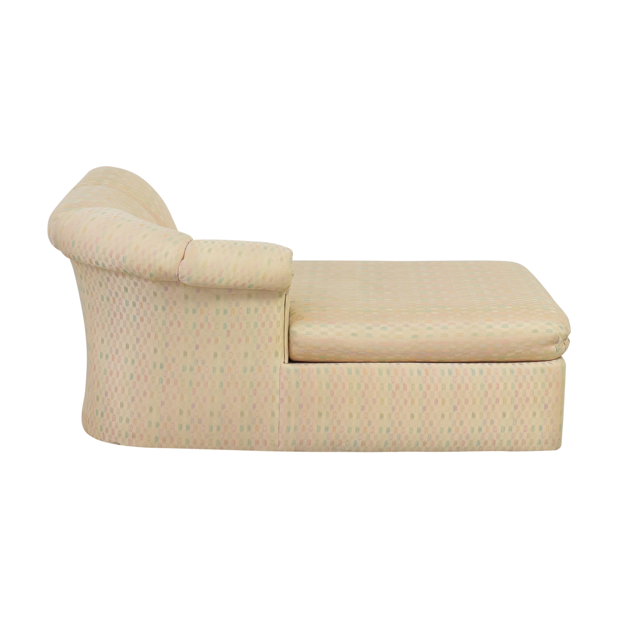 Carson Carson Mid-Century Chaise Lounge nyc