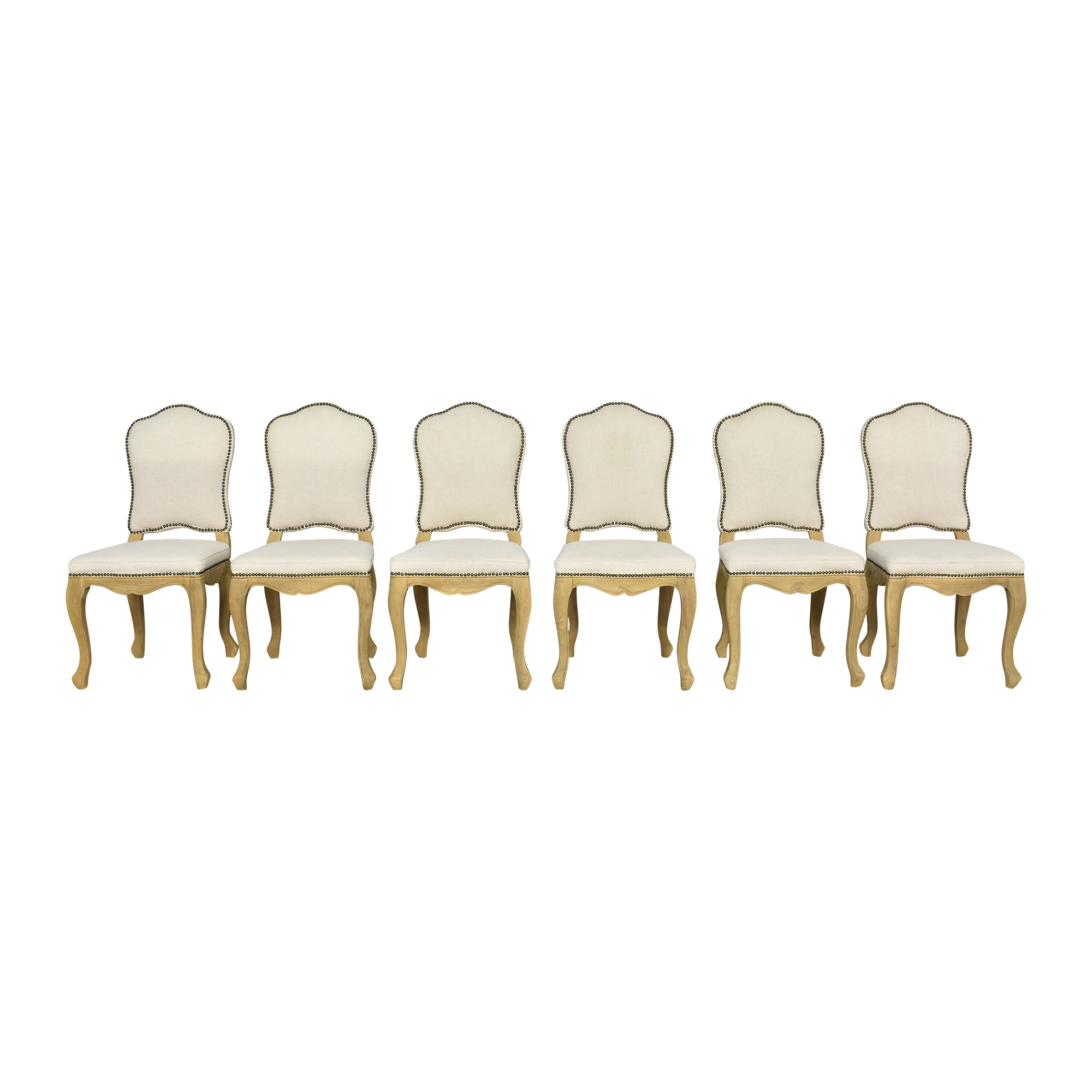 Four Hands Kensington Collection Rosalie Dining Chairs Four Hands