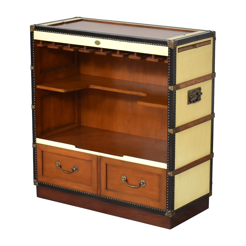 shop Authentic Models Emmaline Bar Cabinet Authentic Models Utility Tables