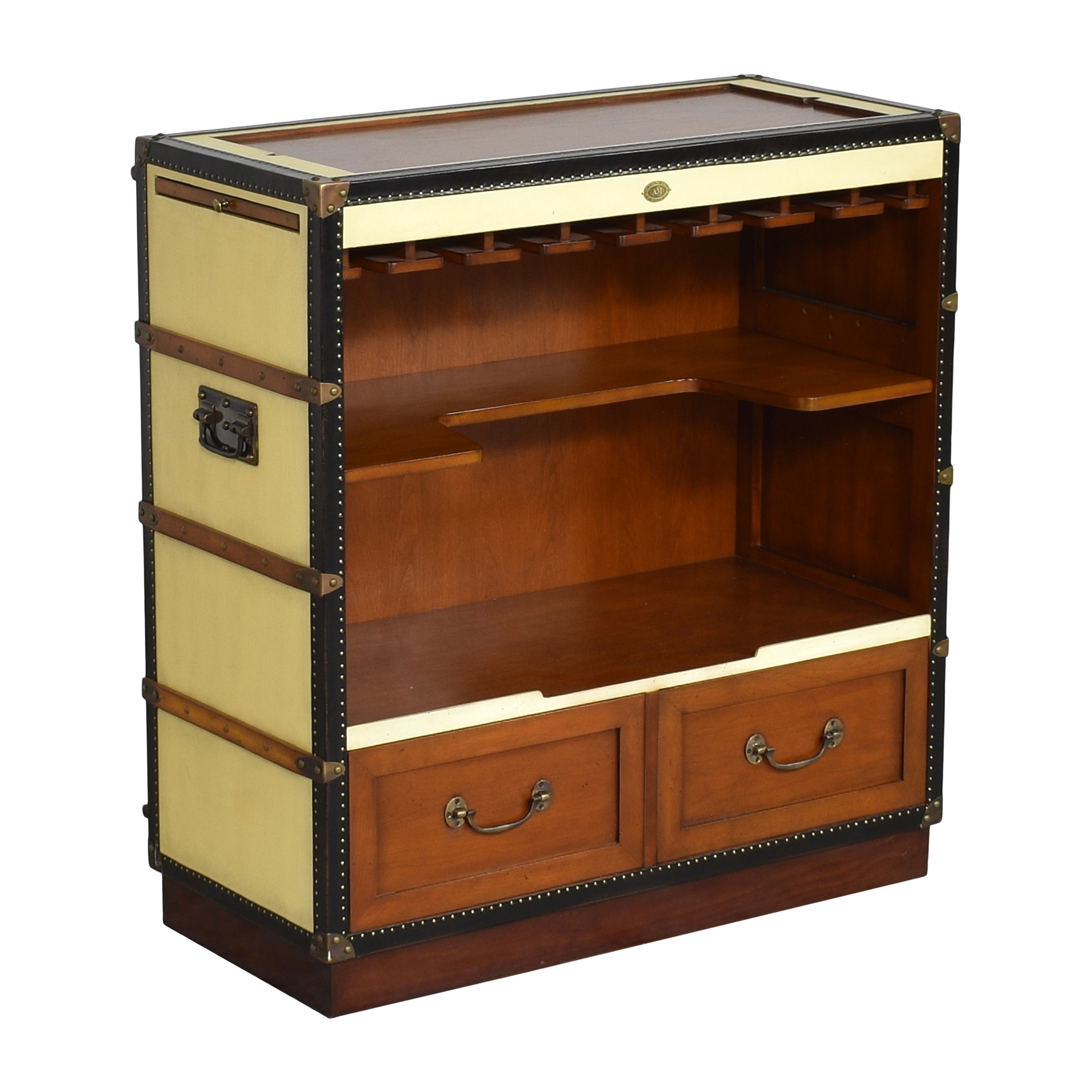 Authentic Models Authentic Models Emmaline Bar Cabinet nyc