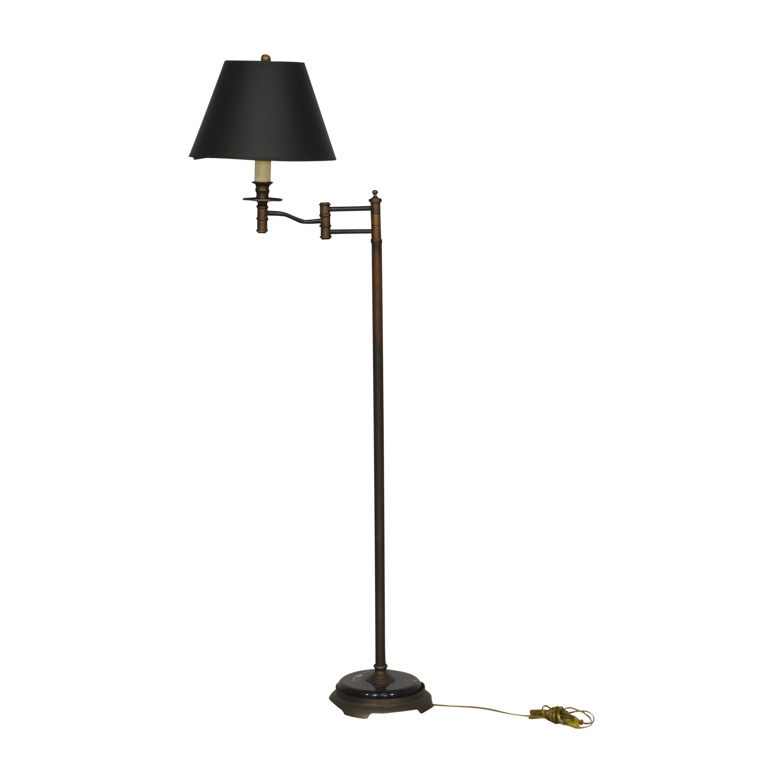 ABC Carpet & Home ABC Carpet & Home Swing Arm Floor Lamp second hand