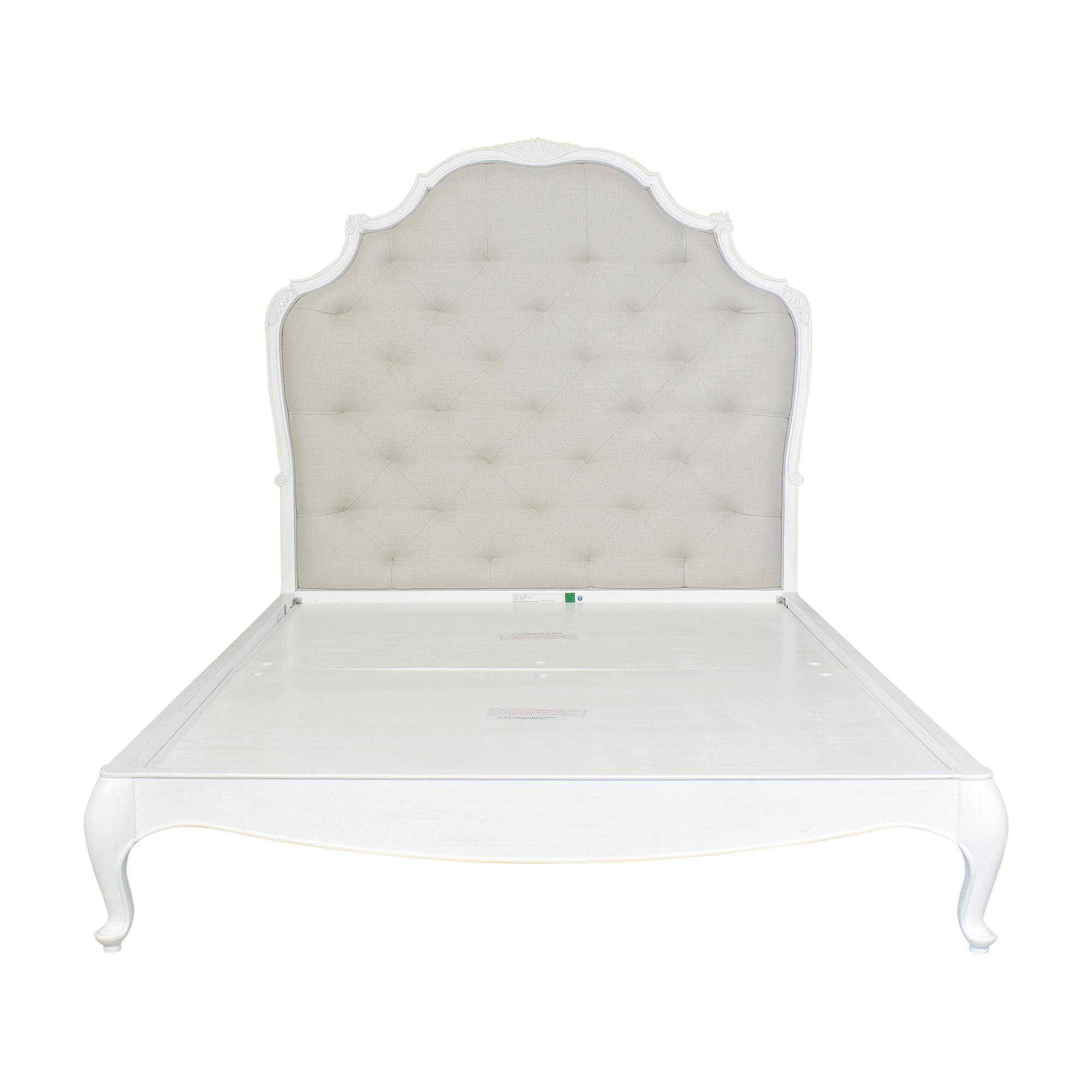 Restoration Hardware RH Teen Paulette Tufted Full Bed discount