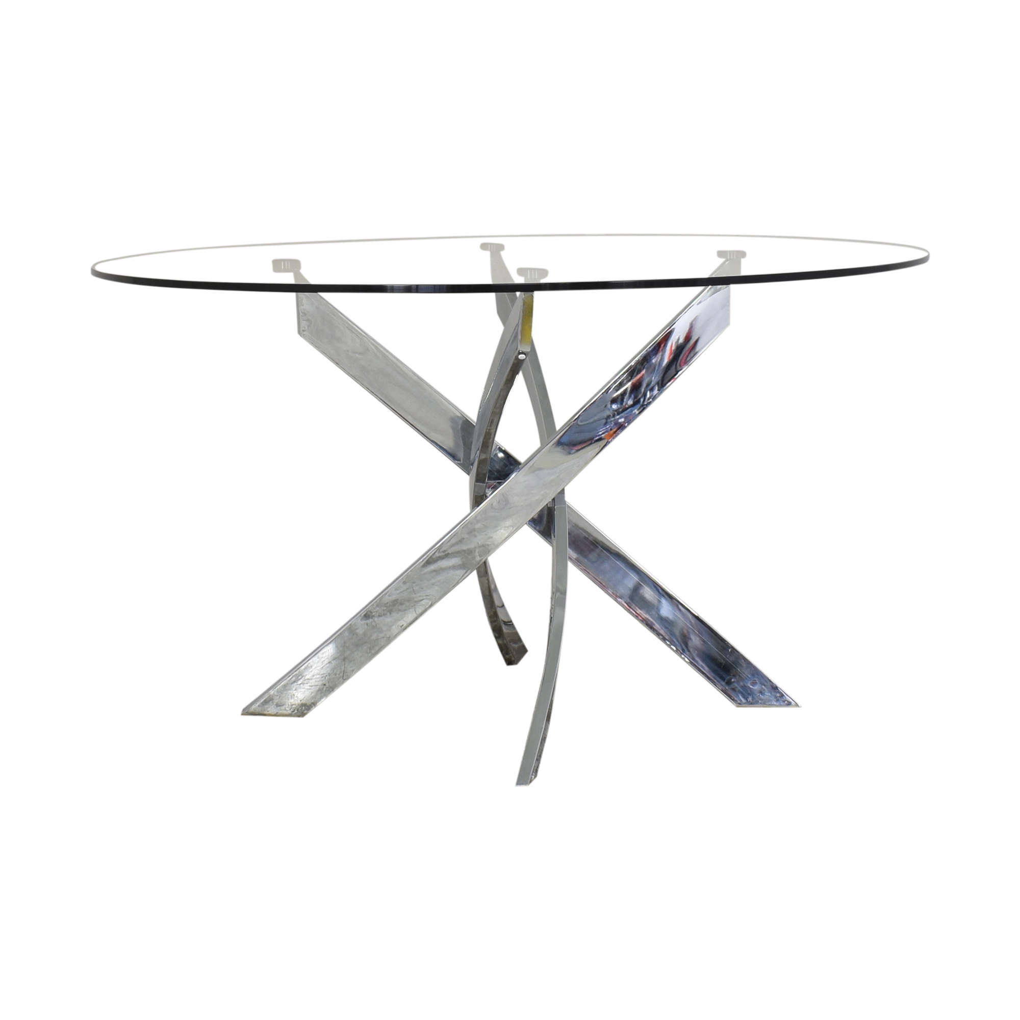 Inmod Inmod Modrest Pyrite Modern Round Dining Table coupon