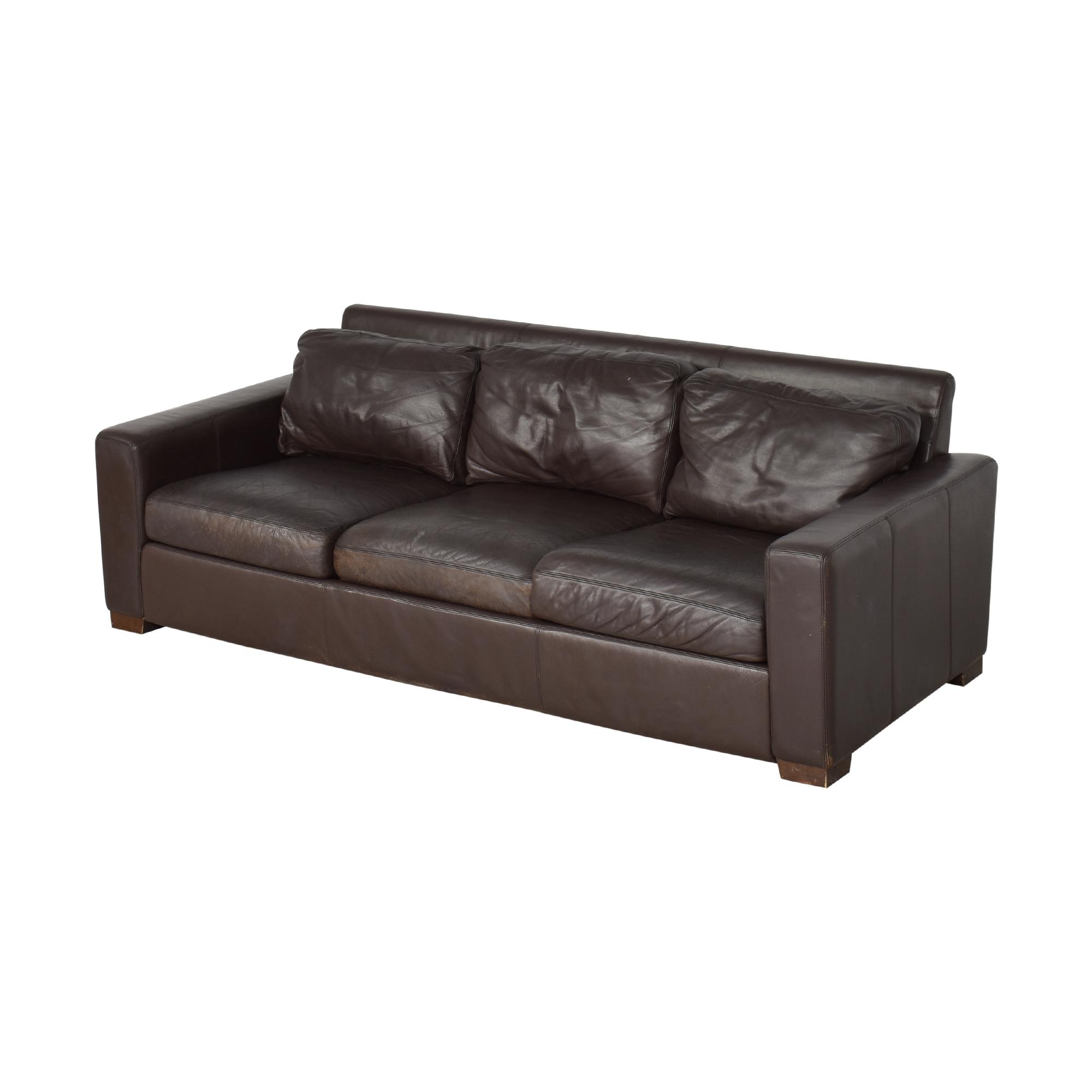 Design Within Reach Design Within Reach Portola Three Cushion Sofa ma