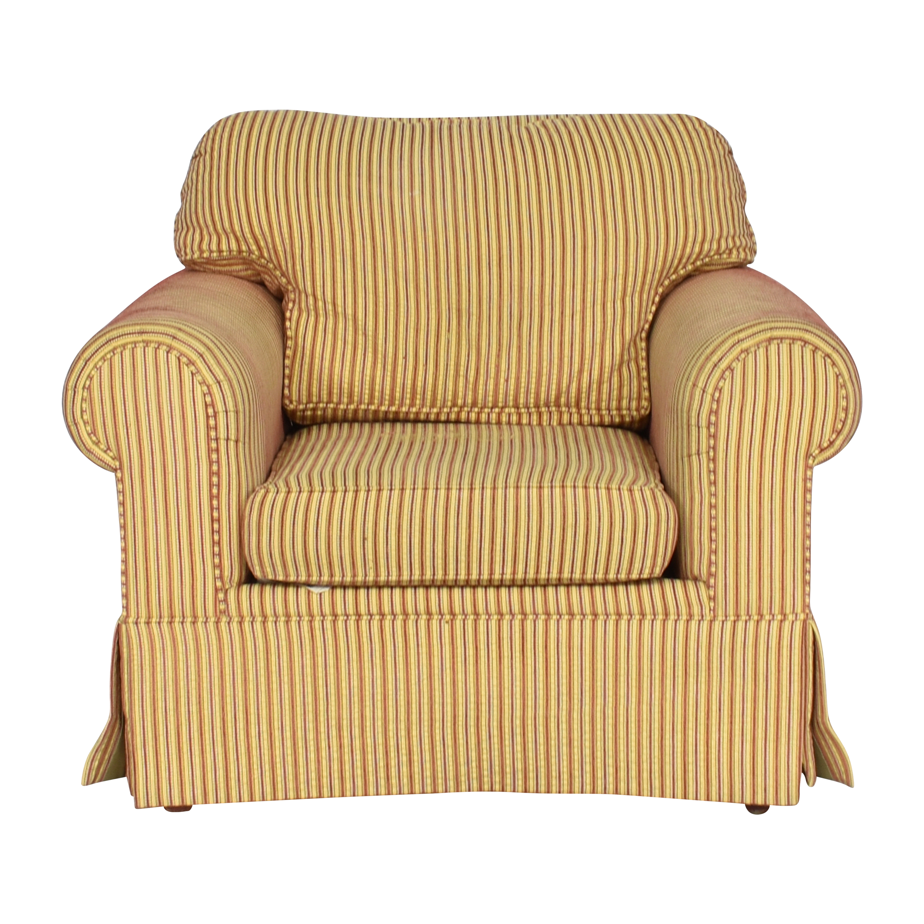 Southwood Southwood Roll Arm Lounge Chair