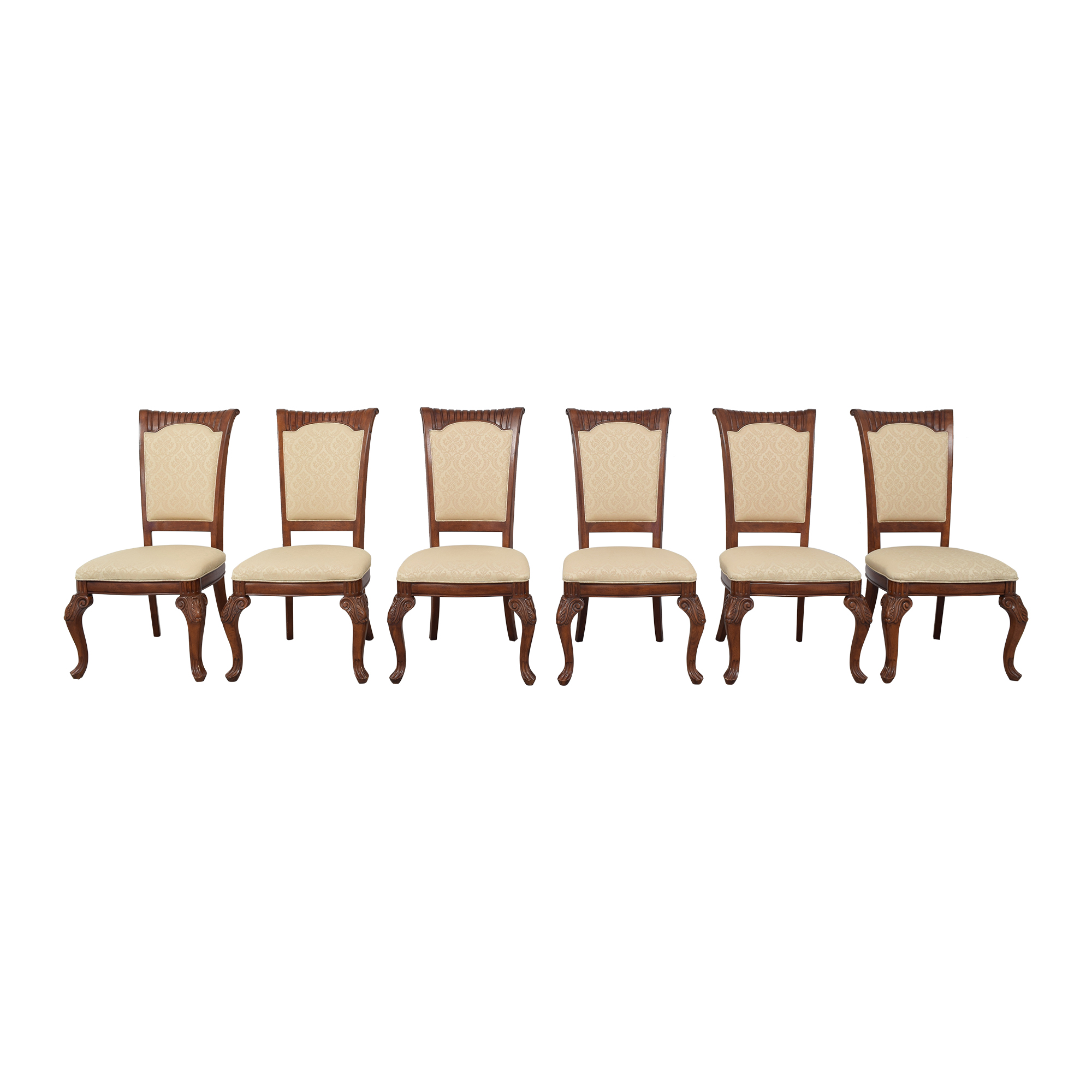 Stanley Corinthian Dining Chairs sale