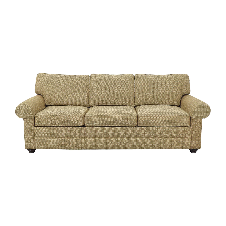 Ethan Allen Ethan Allen Bennett Roll-Arm Sofa ma