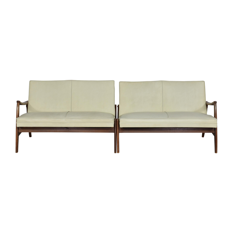 Etsy Etsy Vintage Mid Century Modern Sectional Sofa ma