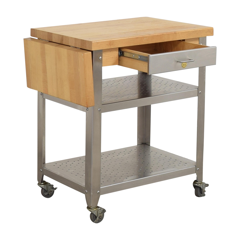 John Boos John Boos Cucina Elegante Cart Tables