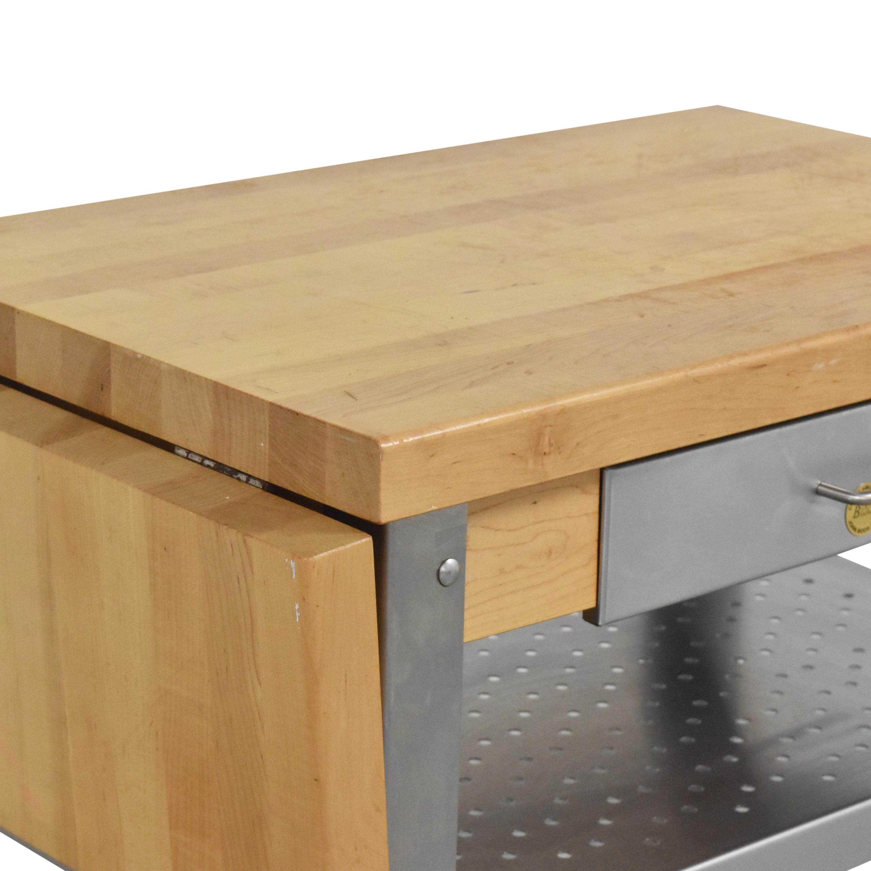 shop John Boos John Boos Cucina Elegante Cart online