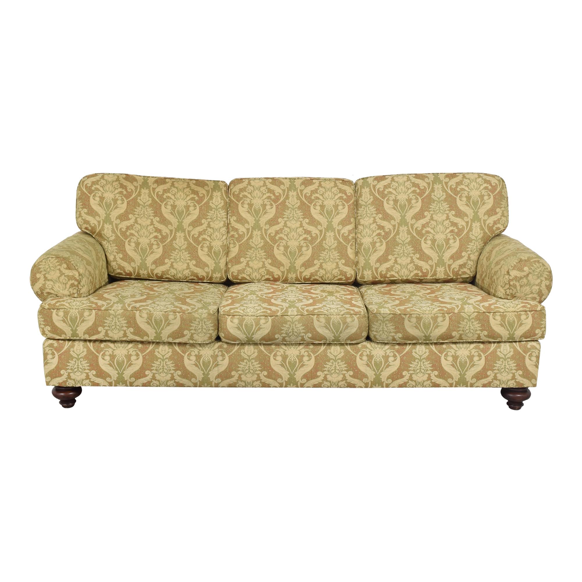 shop Henredon Fireside Upholstered Sofa Henredon Furniture