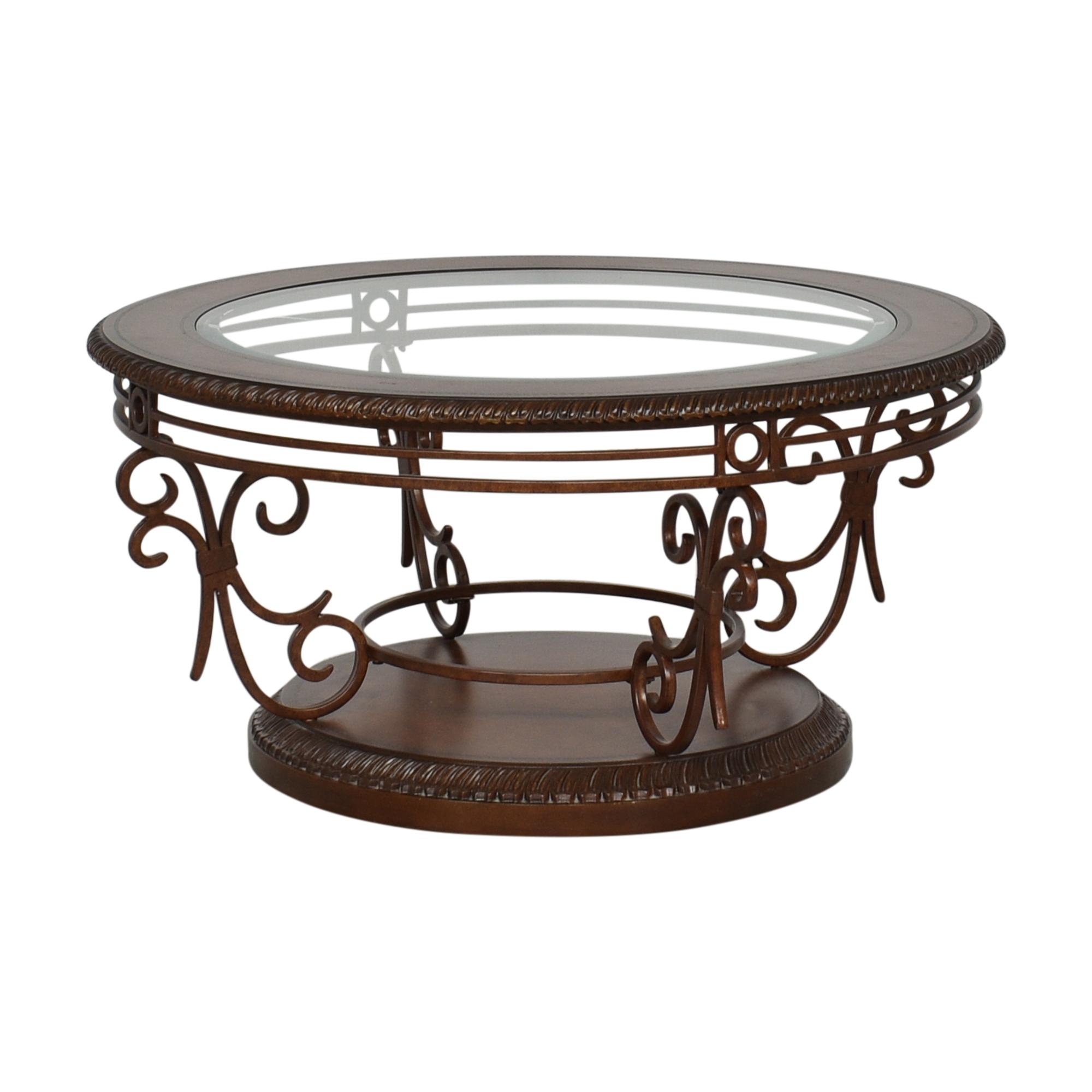Decorative Round Coffee Table