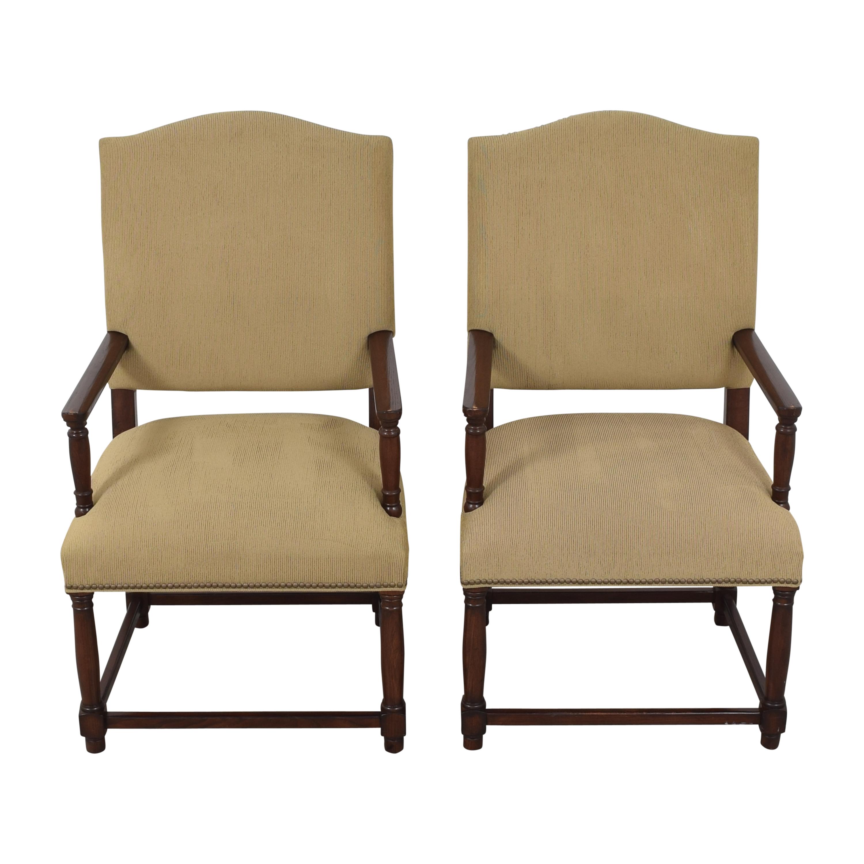 Bernhardt Bernhardt Dining Arm Chairs discount