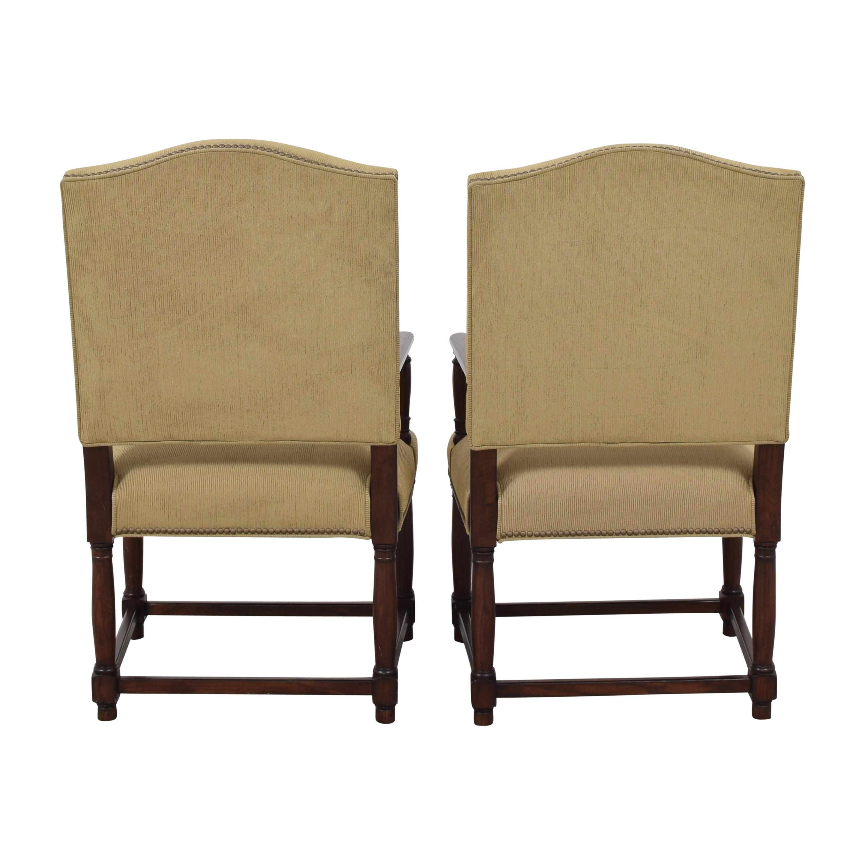 shop Bernhardt Bernhardt Dining Arm Chairs online