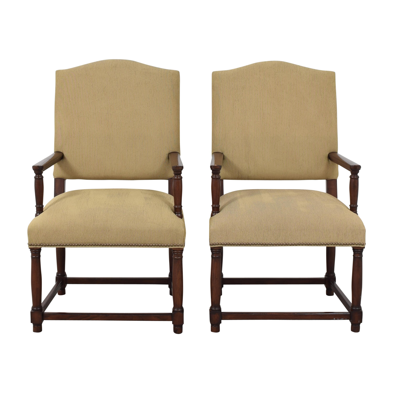 Bernhardt Bernhardt Dining Arm Chairs ct