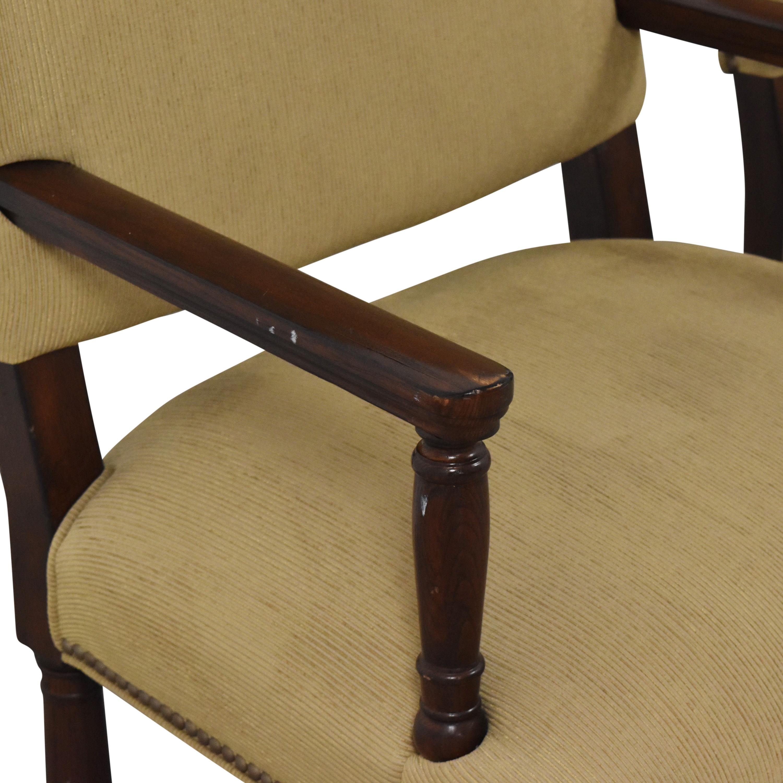 Bernhardt Bernhardt Dining Arm Chairs second hand
