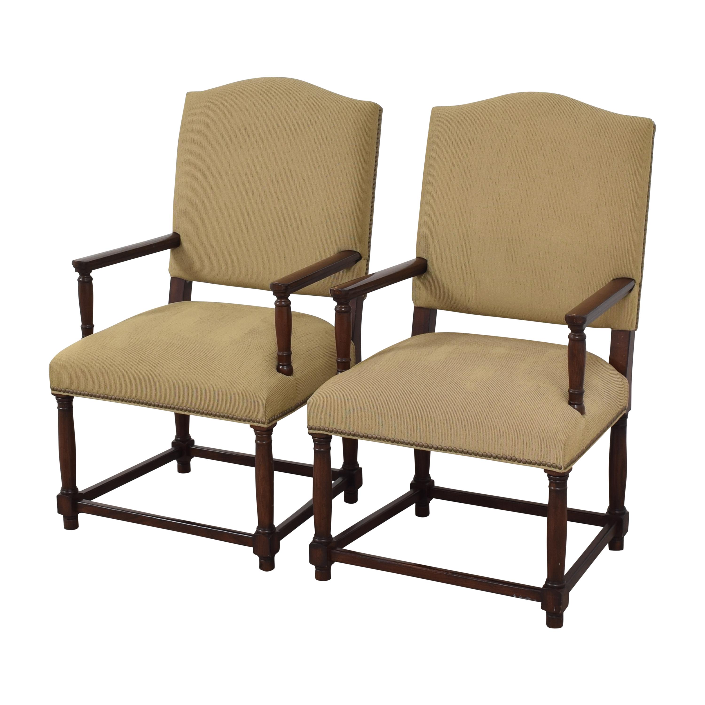 buy Bernhardt Bernhardt Dining Arm Chairs online
