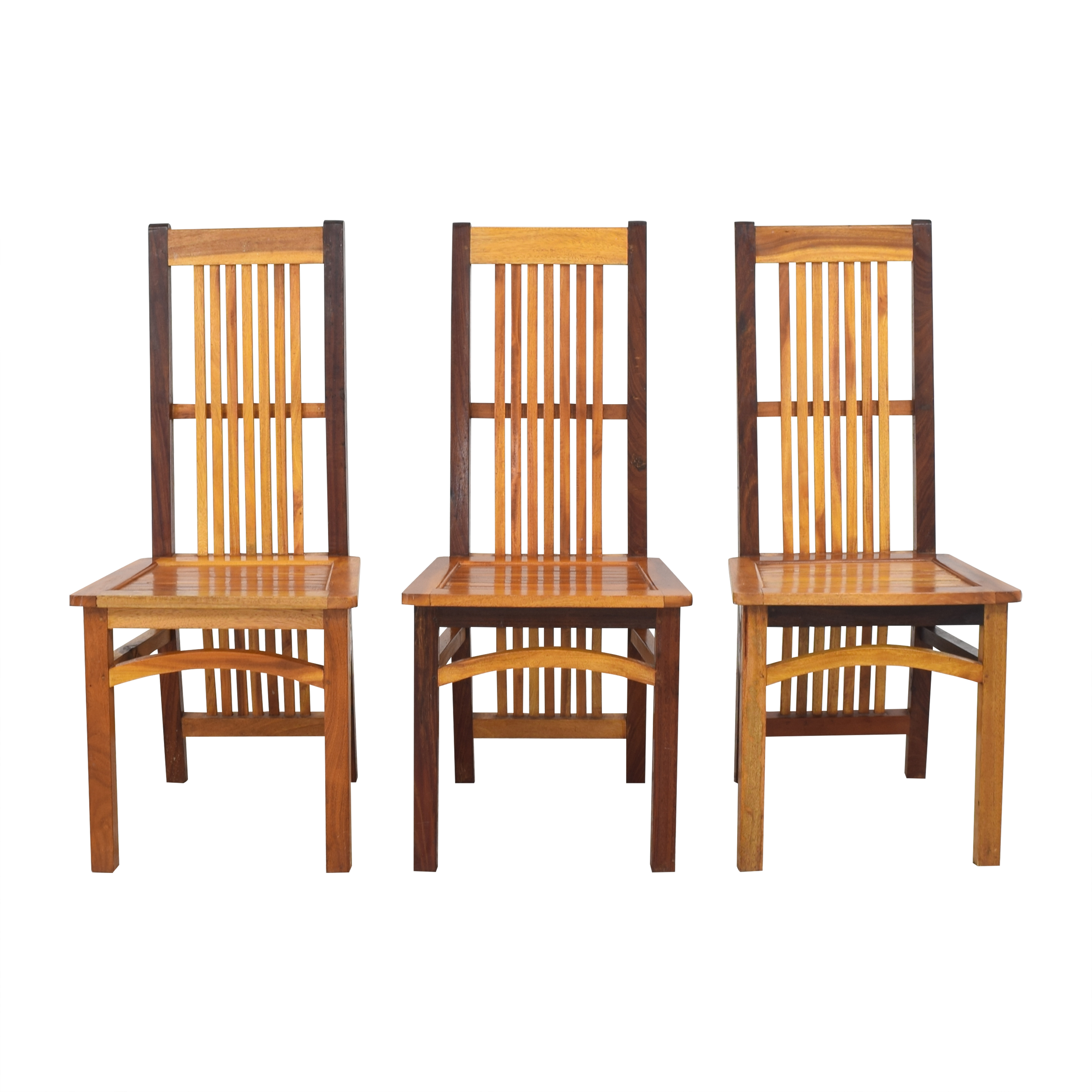 Mission Style Dining Chairs nj