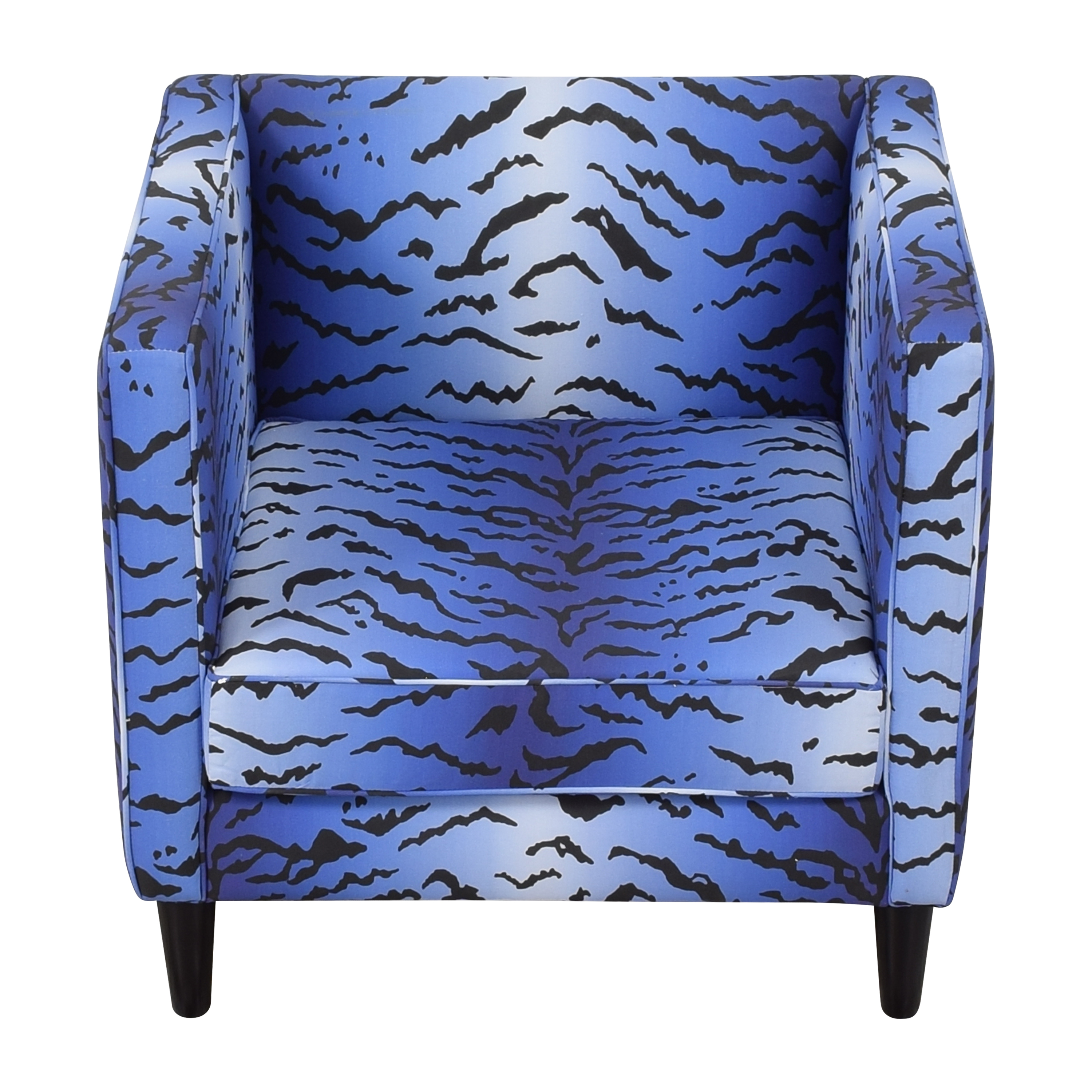 shop The Inside Royal Tiger Tuxedo Chair The Inside Chairs