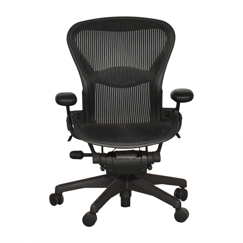 Herman Miller Aeron Chair Size B Herman Miller