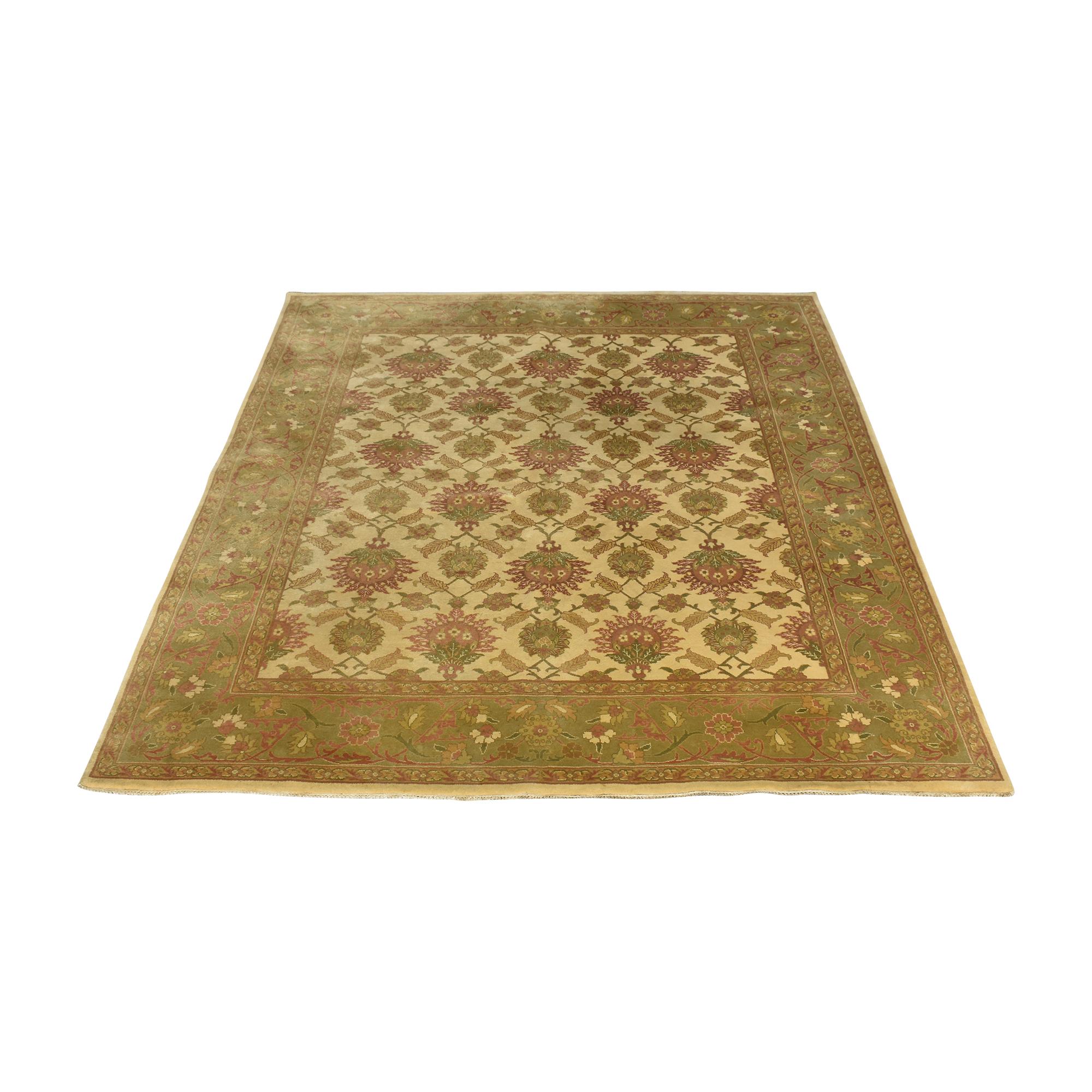 ABC Carpet & Home Persian-Style Area Rug sale