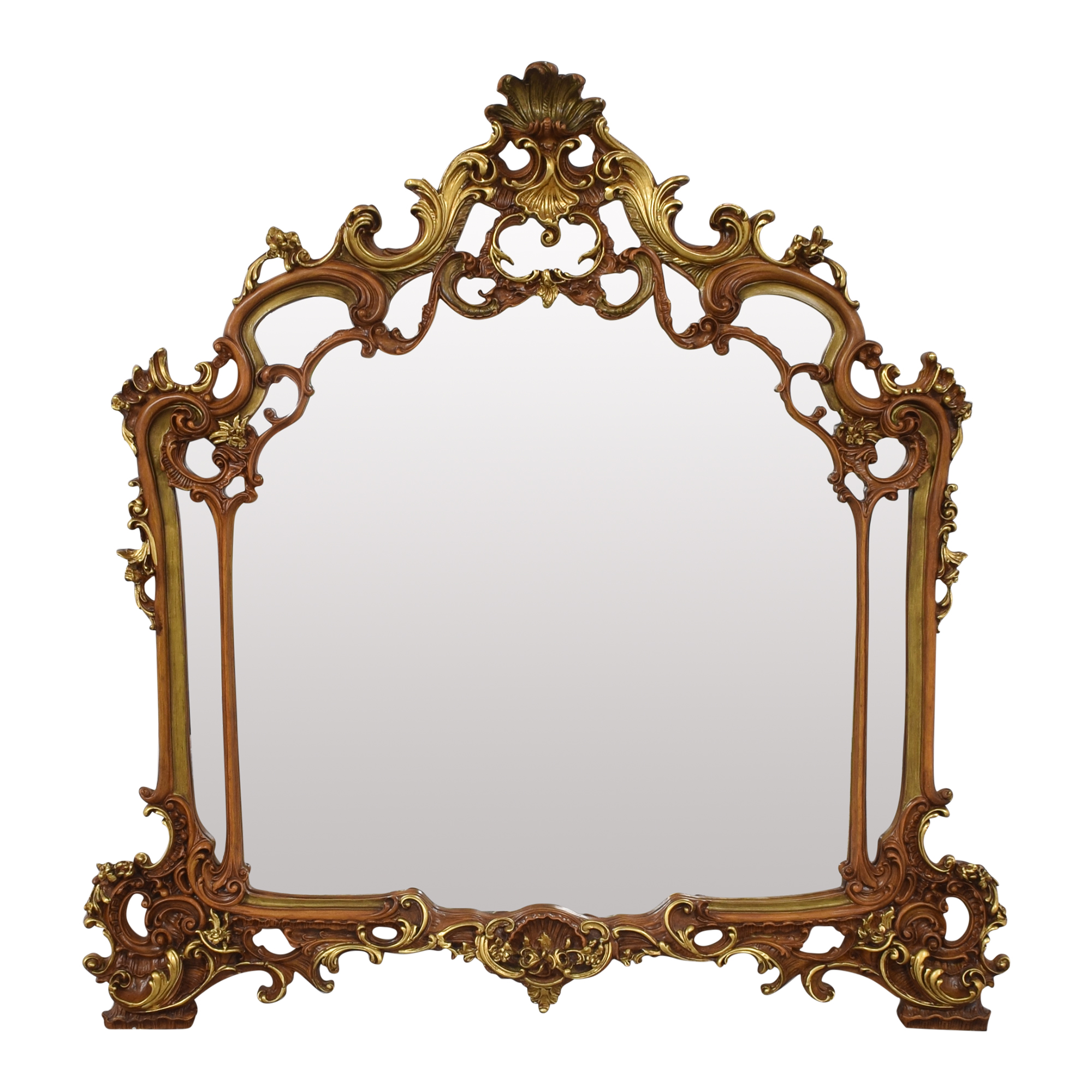 Crowned Top Mirror for sale