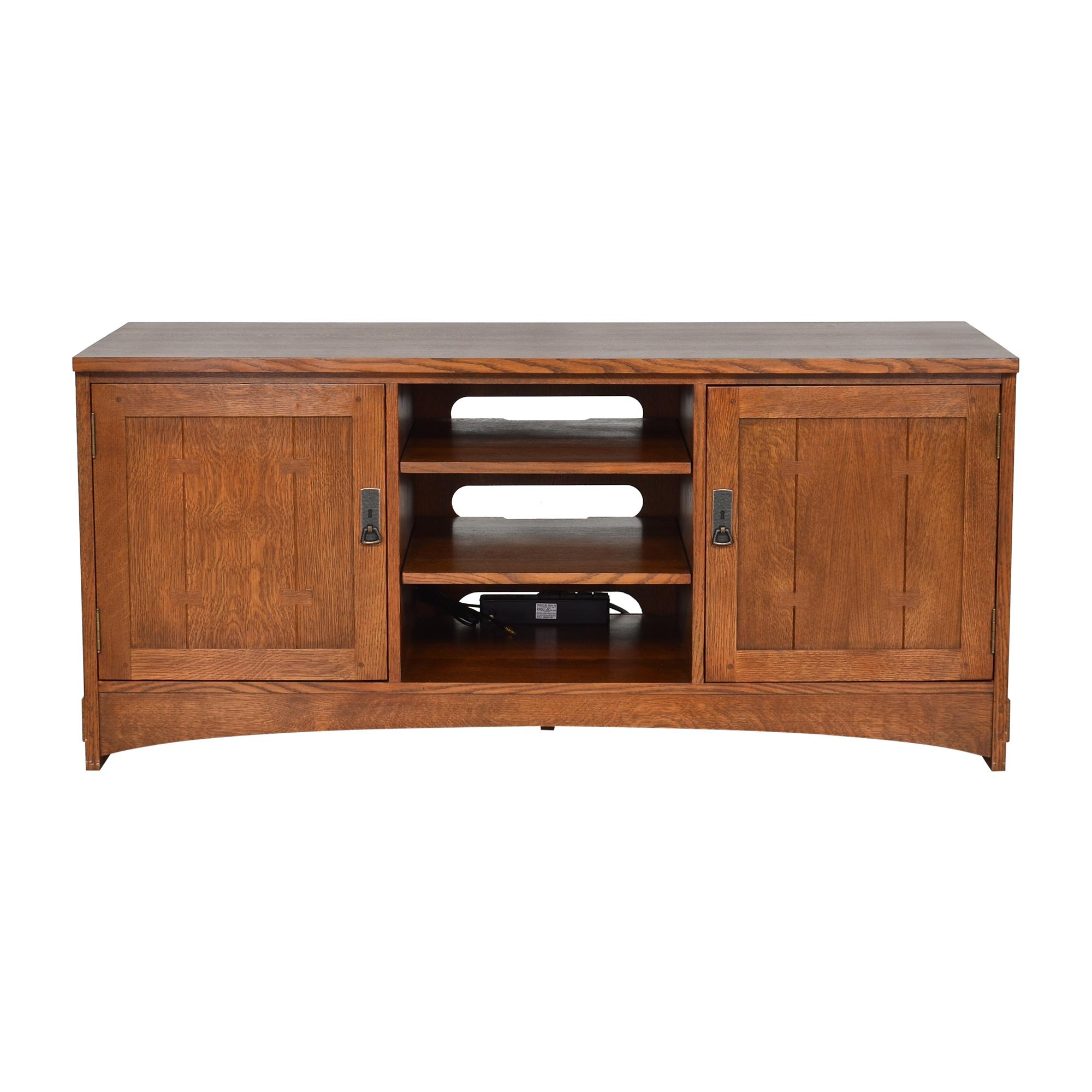 Stickley Furniture Mission Media Console sale