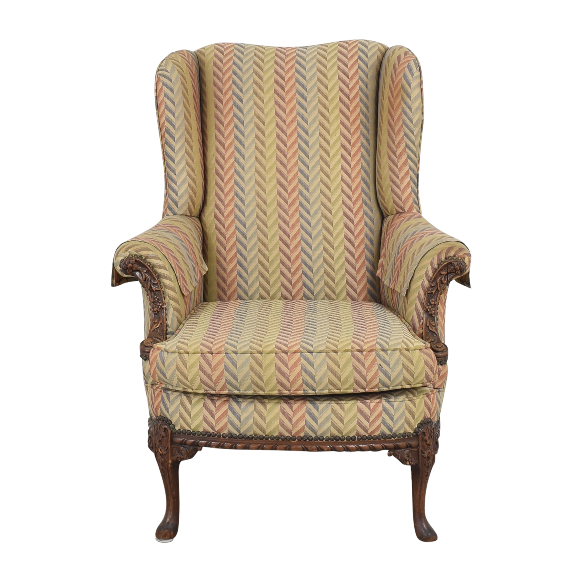 shop Wing Back Accent Chair  Accent Chairs