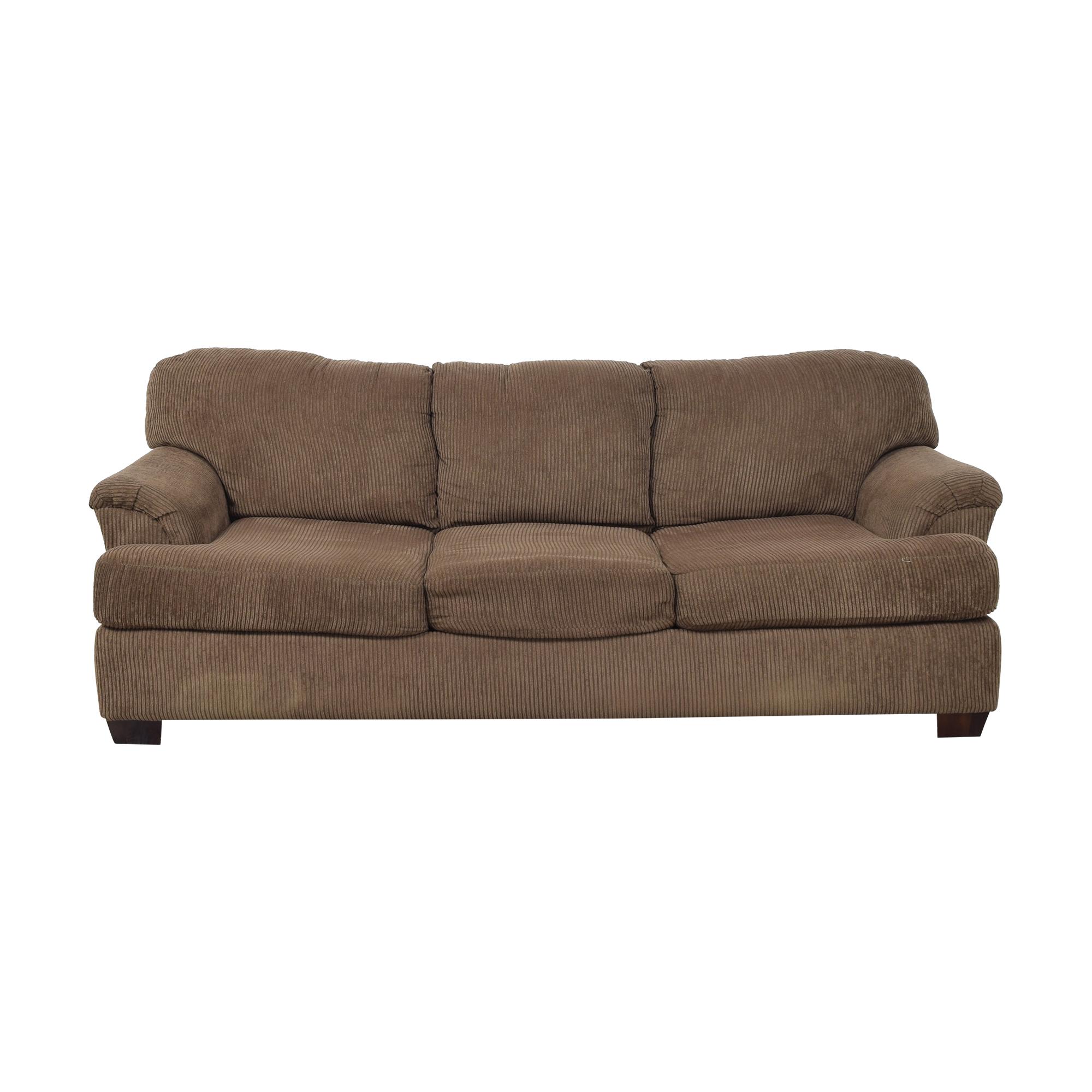 buy Corinthian Three Seat Sofa Corinthian