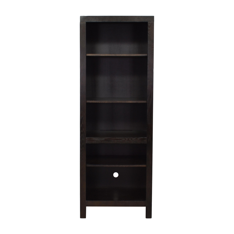 buy Raymour & Flanigan Del Mar Media Tower Raymour & Flanigan Bookcases & Shelving