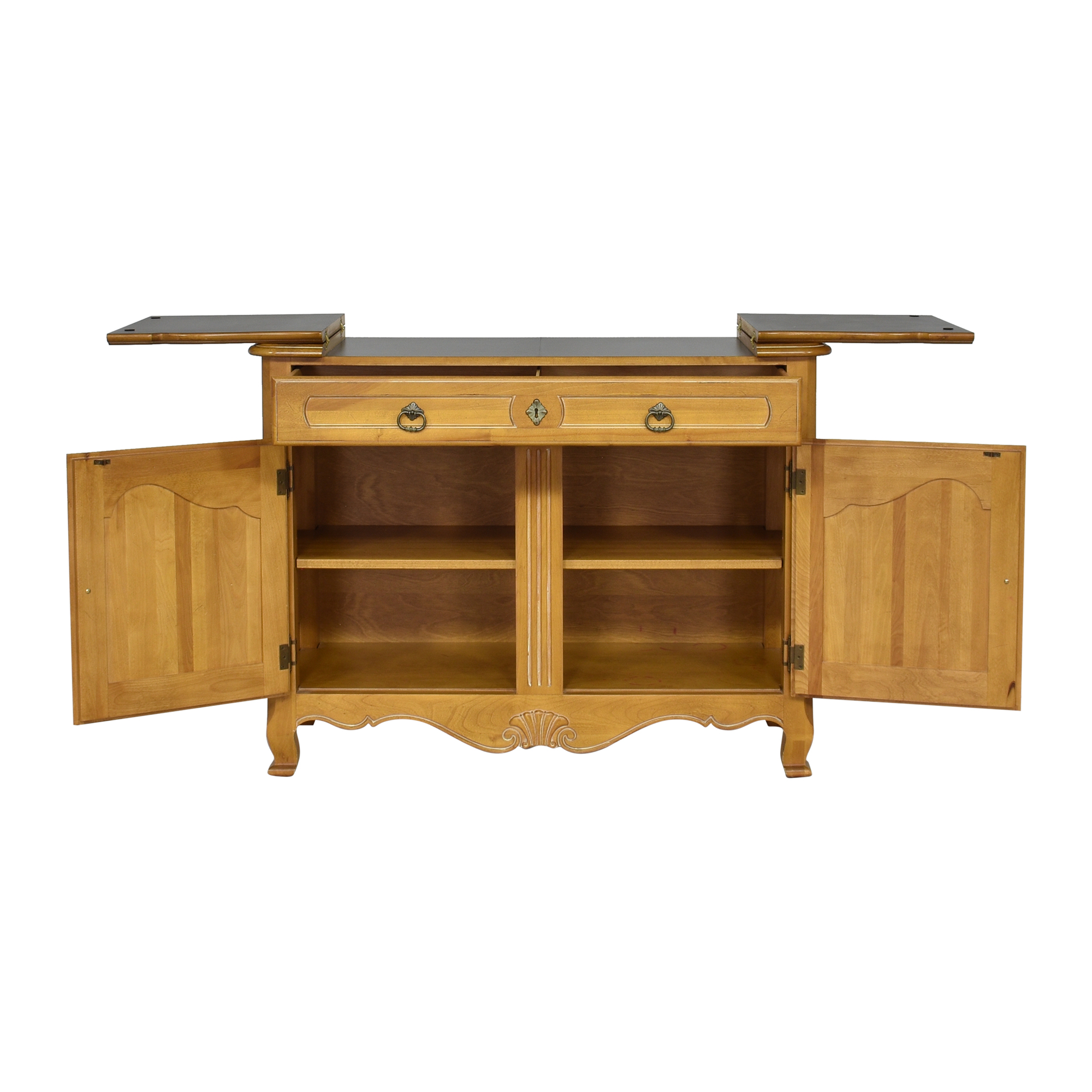 Ethan Allen Ethan Allen Legacy Collection Sideboard nyc