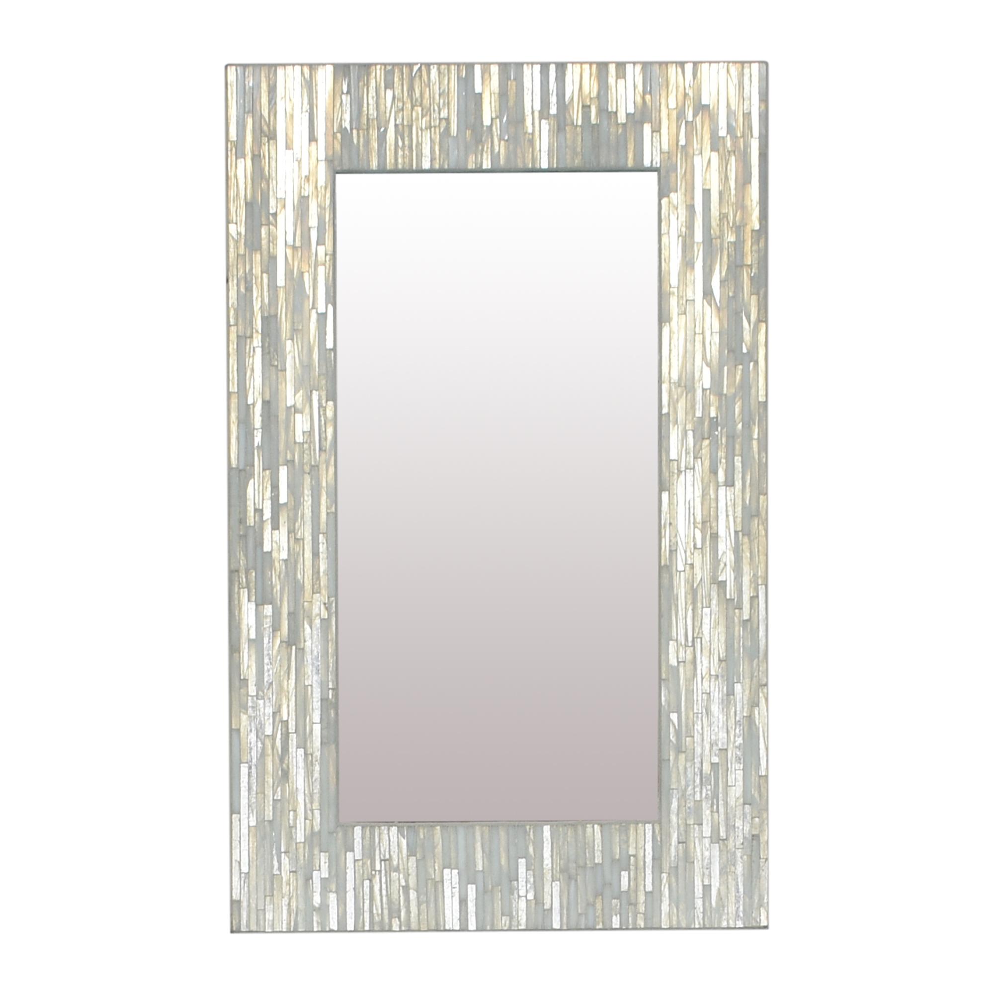 Lillian August Lillian August Mosaic Mirror pa