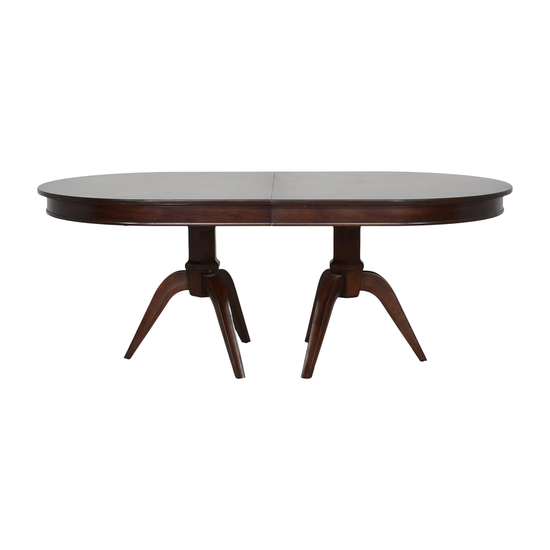 Bernhardt Bernhardt by Martha Stewart Home Whitney Opal Point Dining Table price