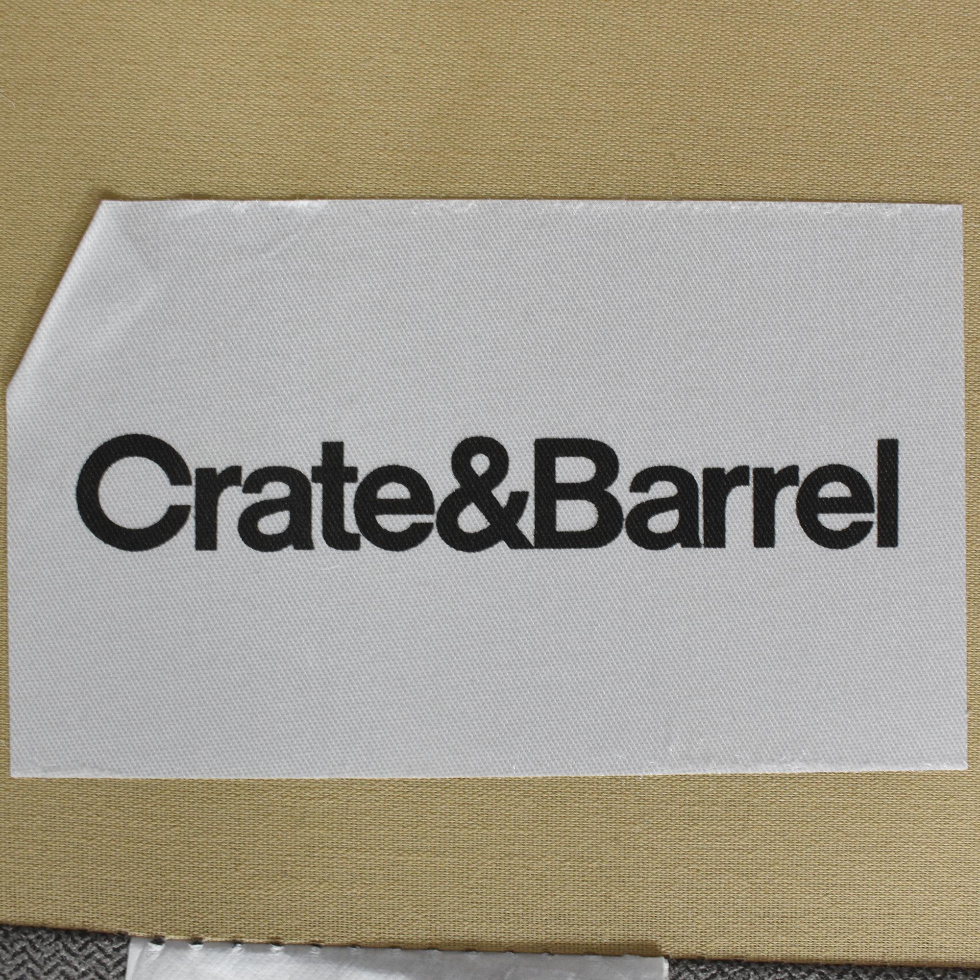 buy Crate & Barrel Crate & Barrel Axis Chair online