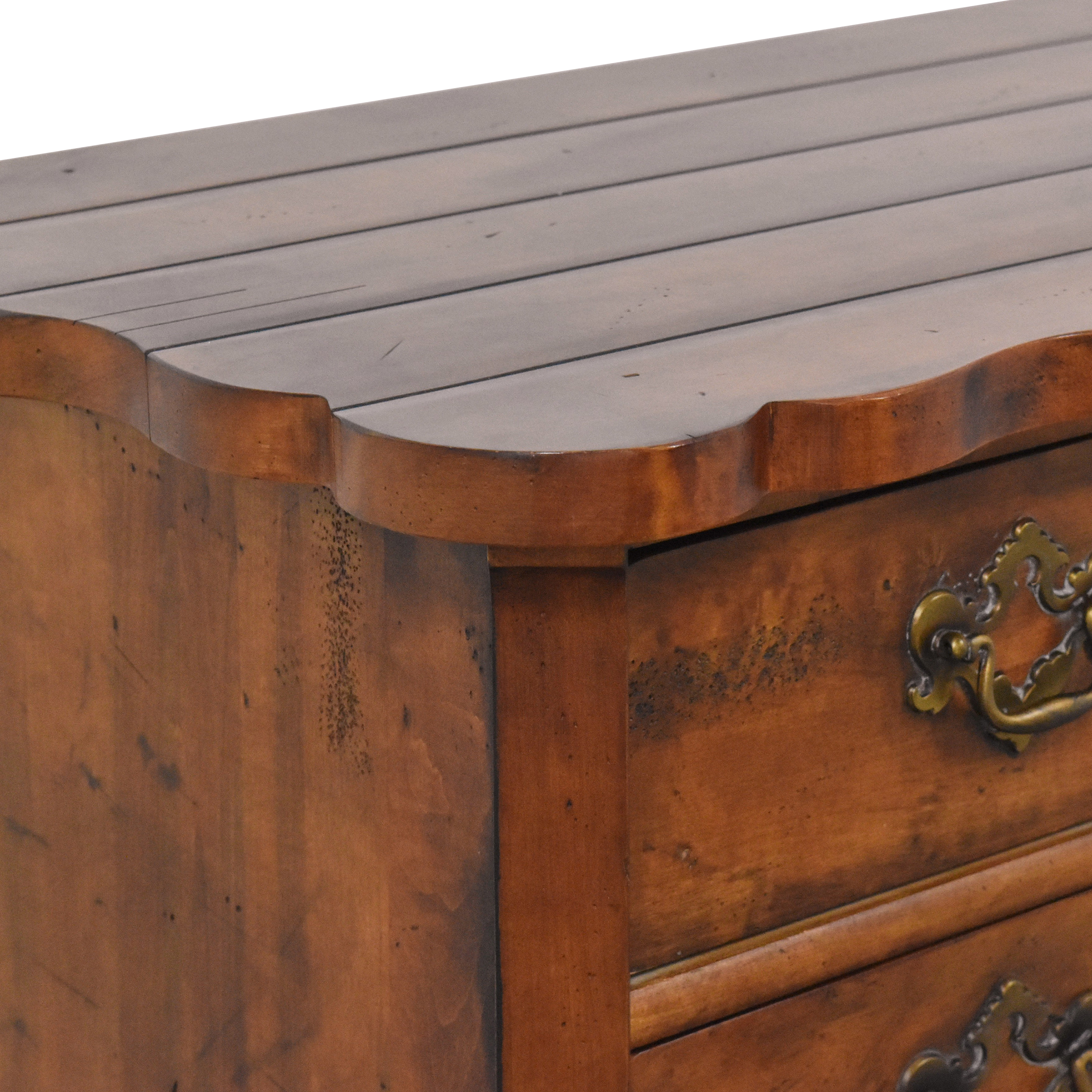 buy Century Furniture Town & Country Swell Chest Century Furniture Dressers